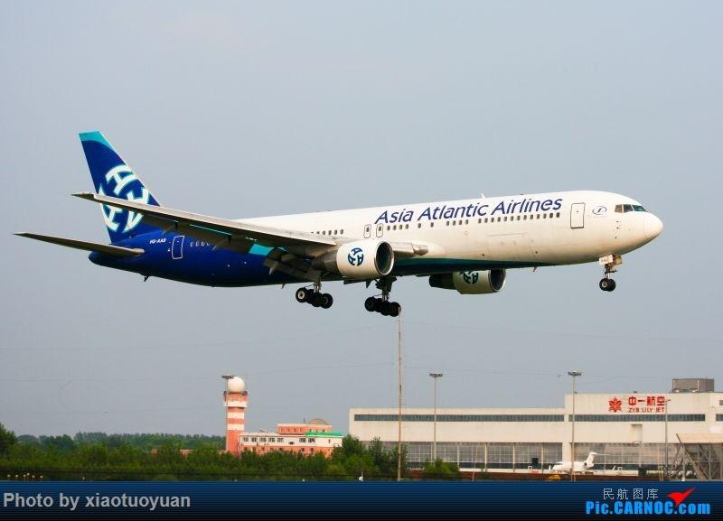 Re:[原创]9月2日于沈阳桃仙 BOEING 767-300  中国沈阳桃仙国际机场