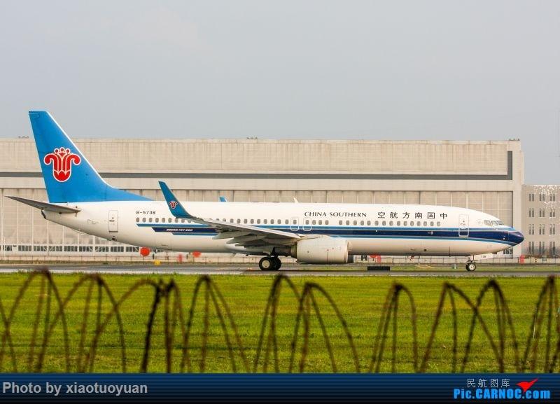 Re:[原创]9月2日于沈阳桃仙 BOEING 737-800 B-5738 中国沈阳桃仙国际机场