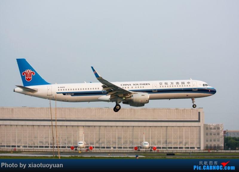 Re:[原创]9月2日于沈阳桃仙 AIRBUS A321-200 B-8425 中国沈阳桃仙国际机场