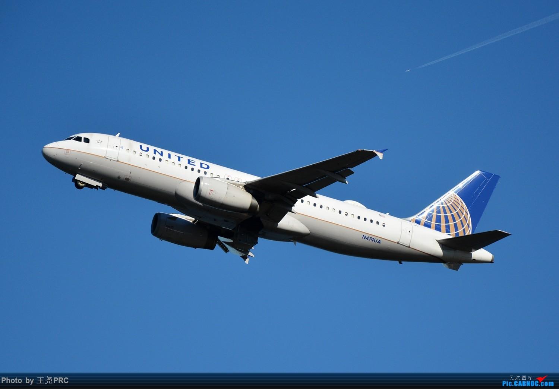 Re:[原创]DCA拍机:蓝天下的华盛顿里根机场 A320 N474UA 华盛顿里根机场