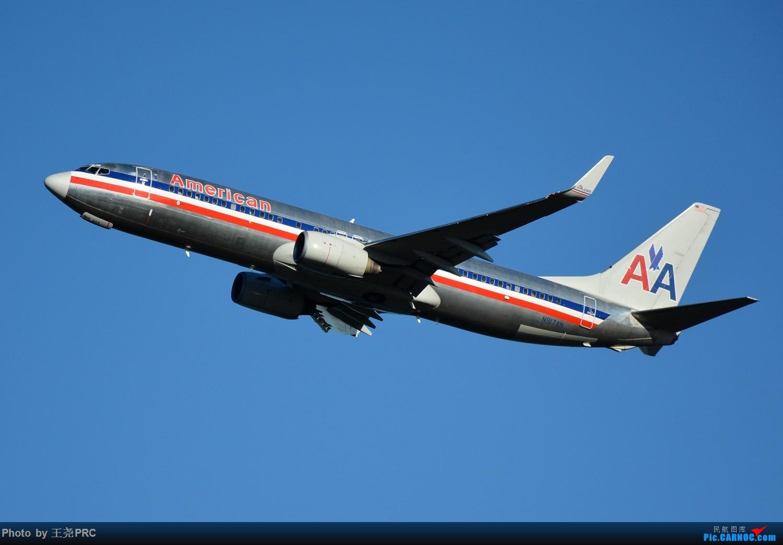 Re:[原创]DCA拍机:蓝天下的华盛顿里根机场 BOEING 737-800 N917AN 华盛顿里根机场