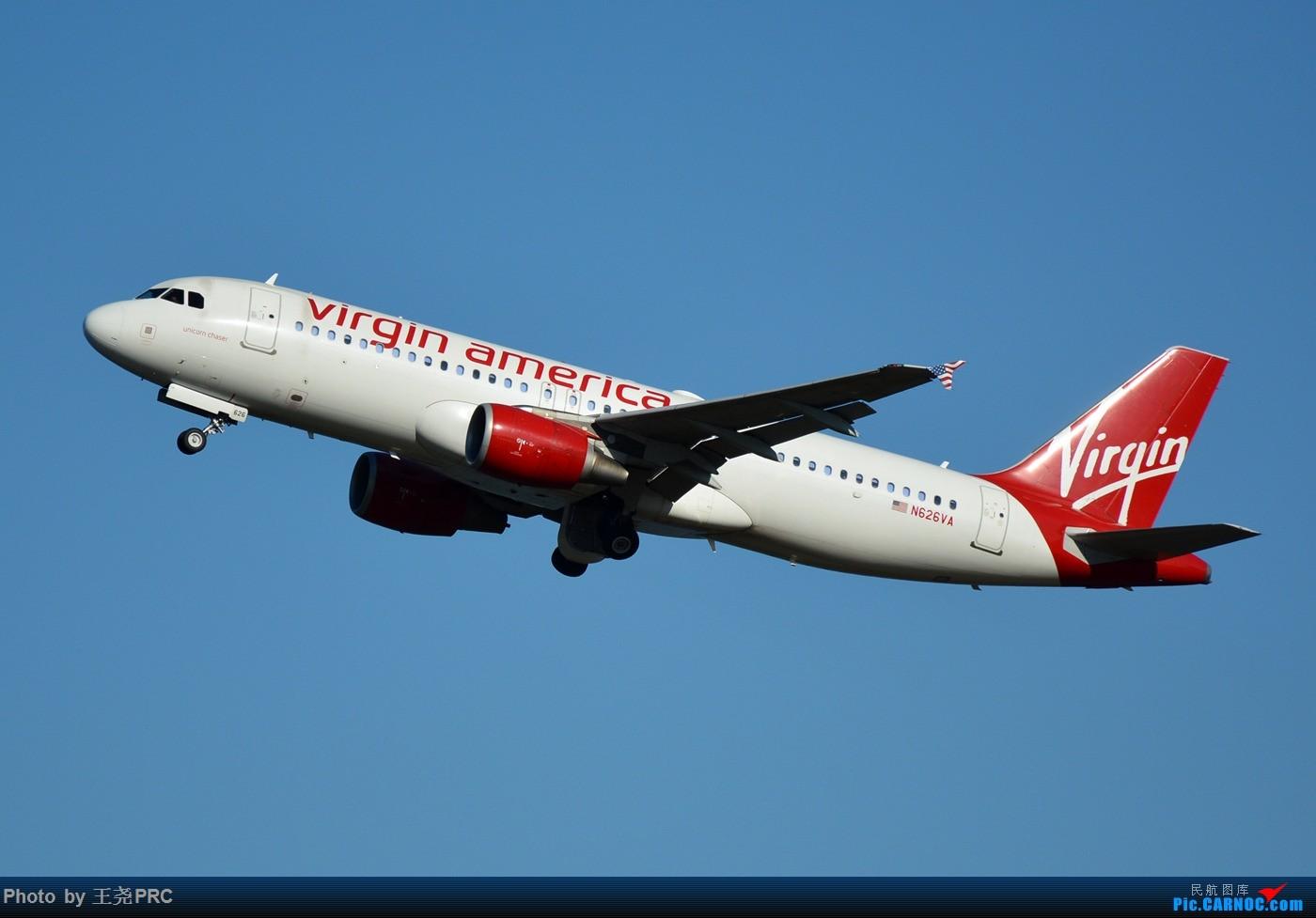 Re:[原创]DCA拍机:蓝天下的华盛顿里根机场 A320 N626VA 华盛顿里根机场
