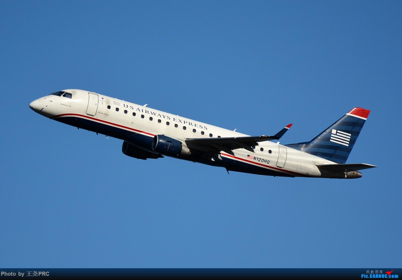 Re:[原创]DCA拍机:蓝天下的华盛顿里根机场 EMB-175 N120HQ 华盛顿里根机场