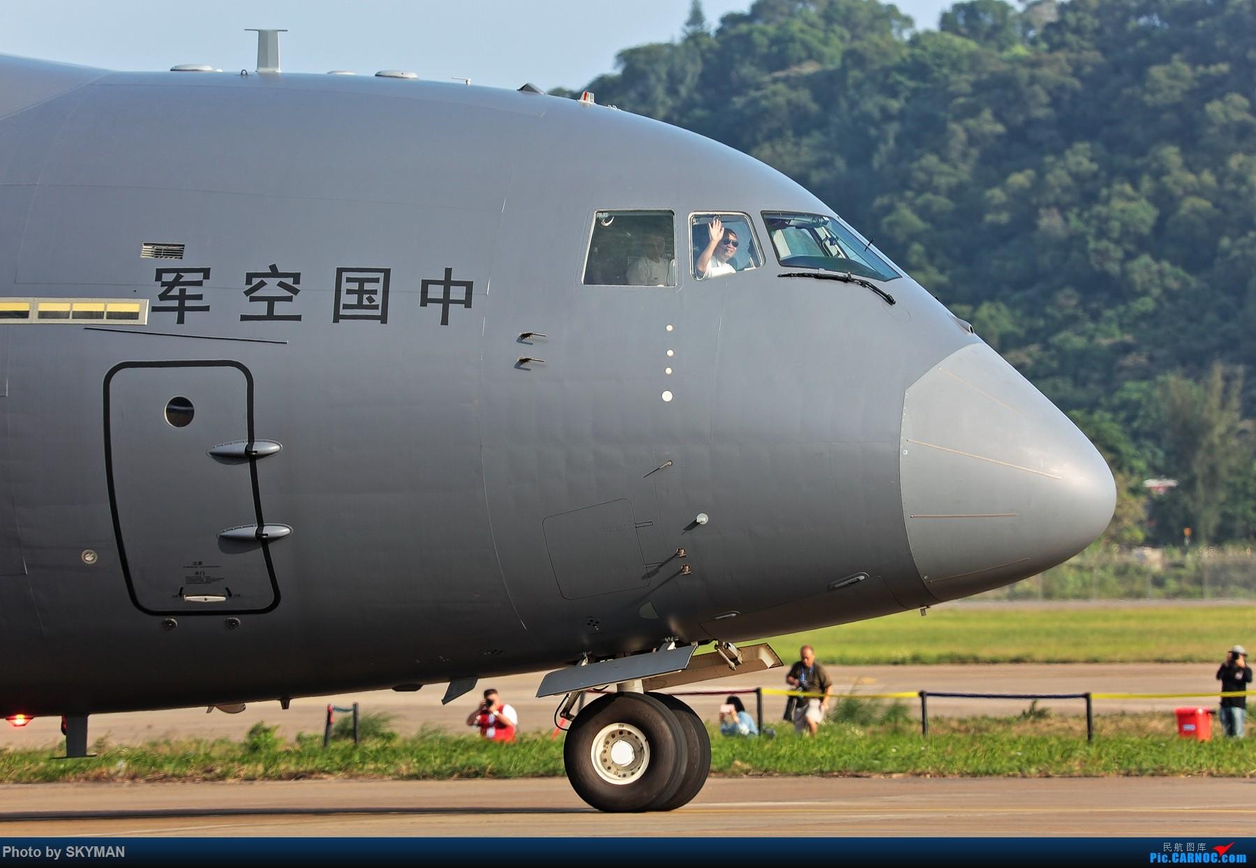 Re:[原创]航展前瞻 Y-20