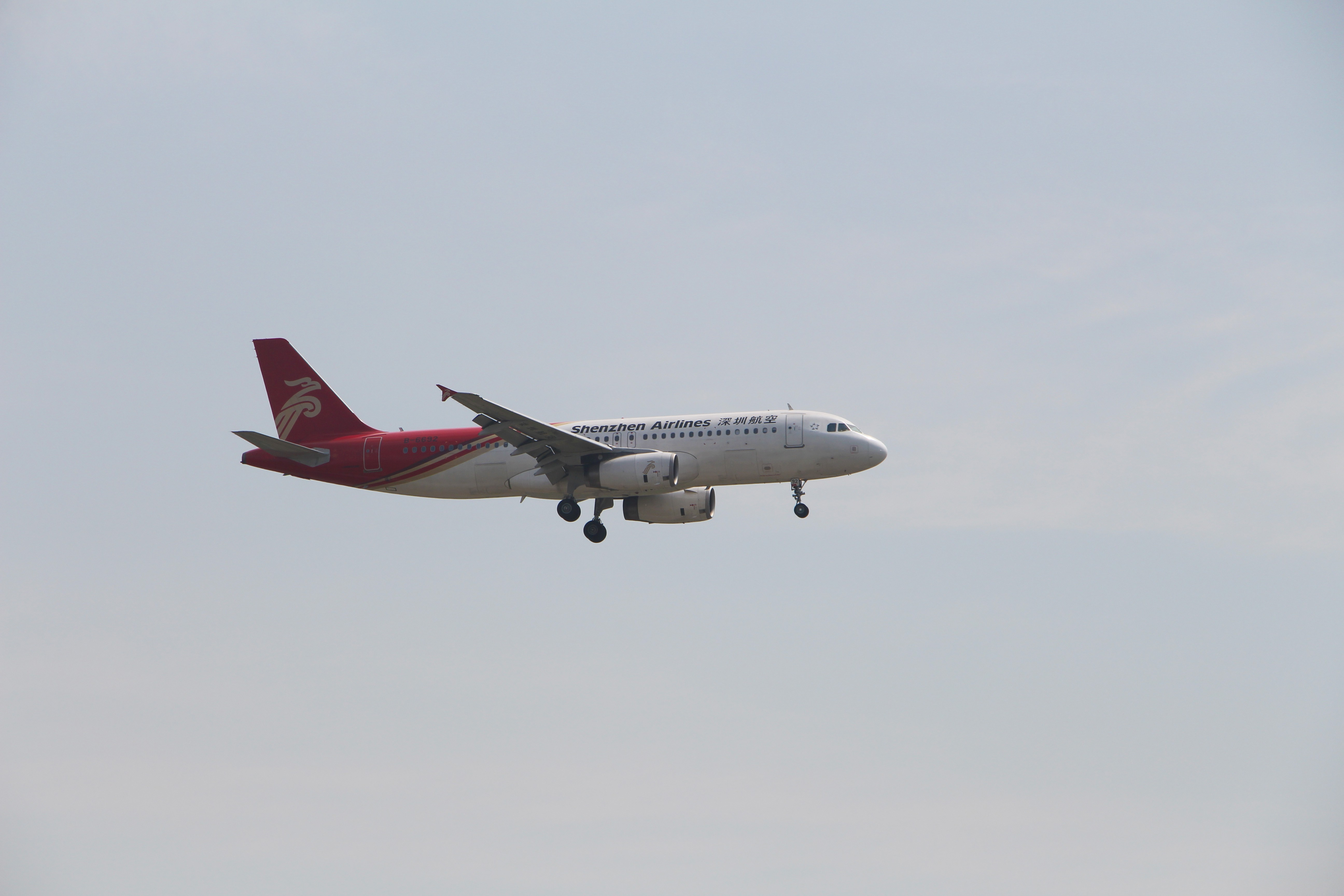 Re:[原创]浦东拍机大作战 AIRBUS A320-200 B-6692 中国上海浦东国际机场