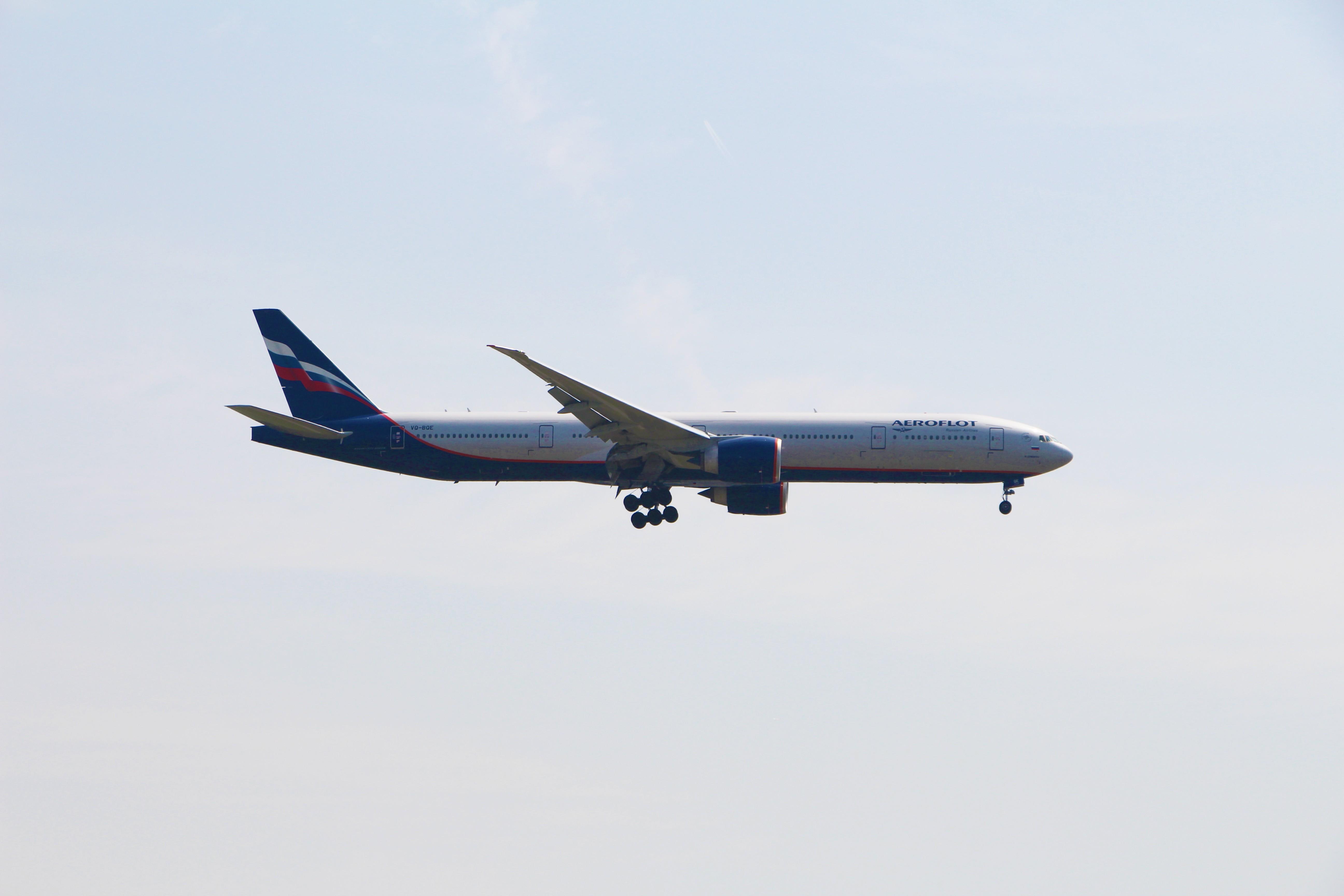 Re:[原创]浦东拍机大作战 B777-300ER VQ-BQE 中国上海浦东国际机场