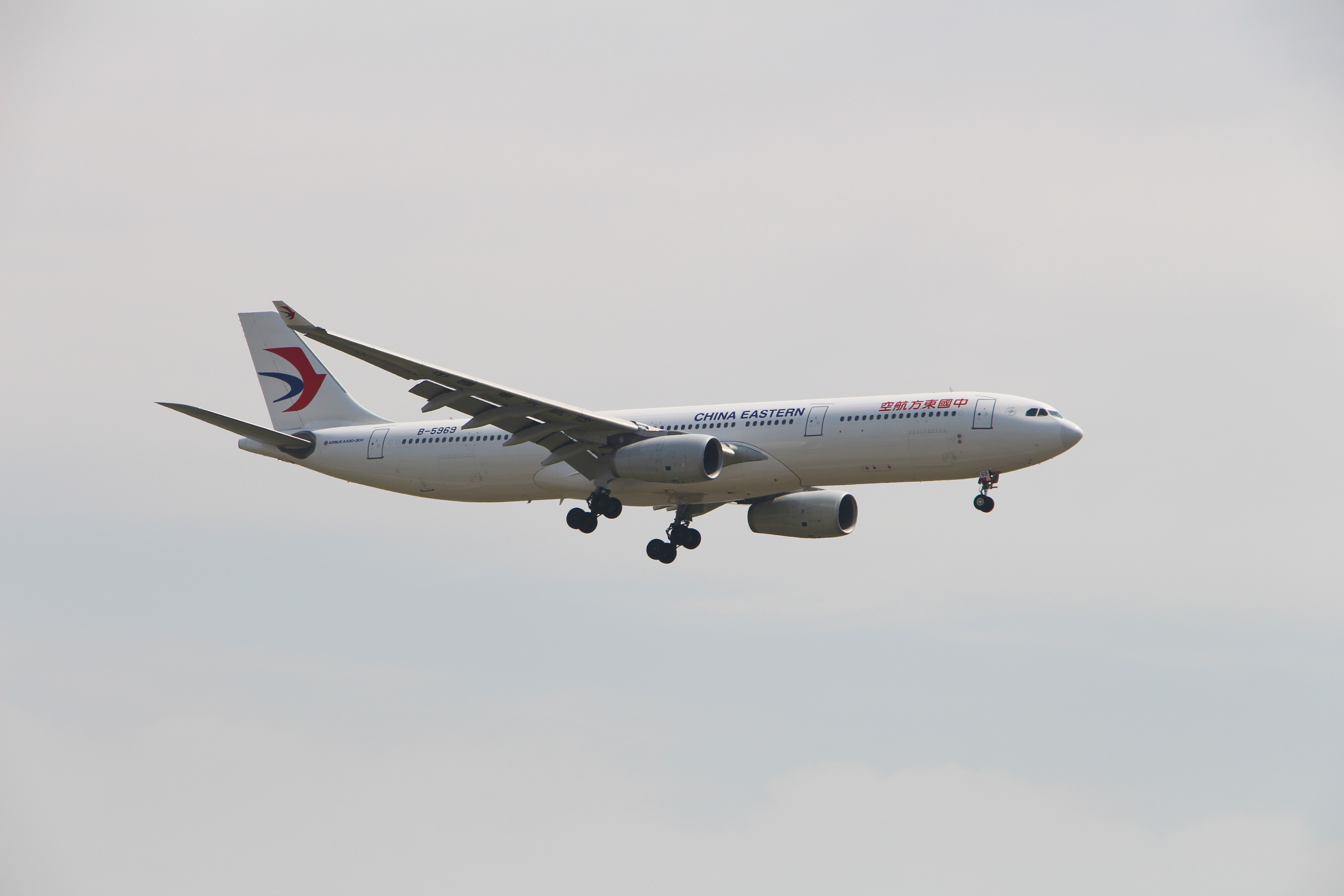 Re:[原创]浦东拍机大作战 AIRBUS A330-300 B-5969 中国上海浦东国际机场