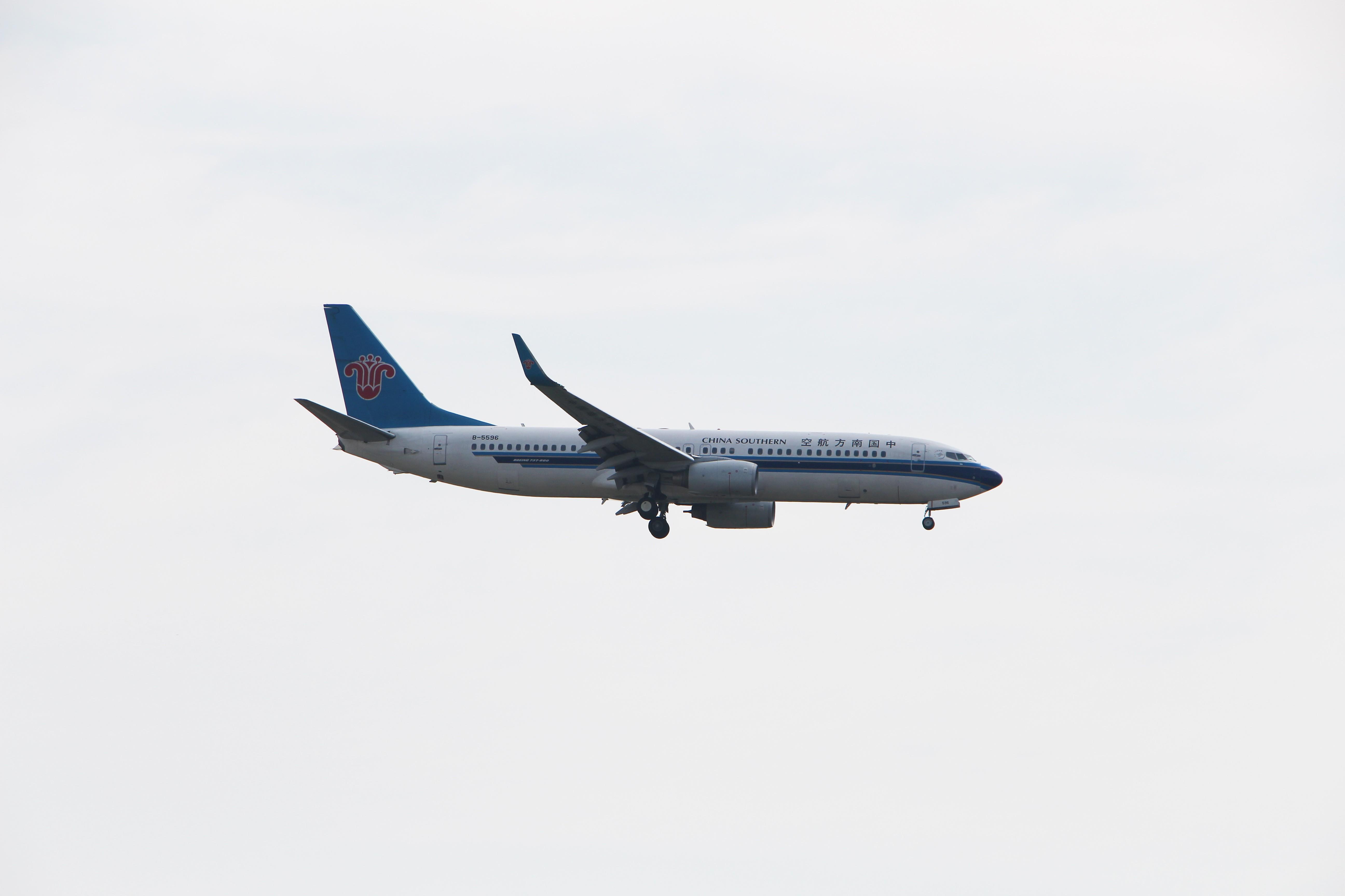 Re:[原创]浦东拍机大作战 BOEING 737-800 B-5596 中国上海浦东国际机场