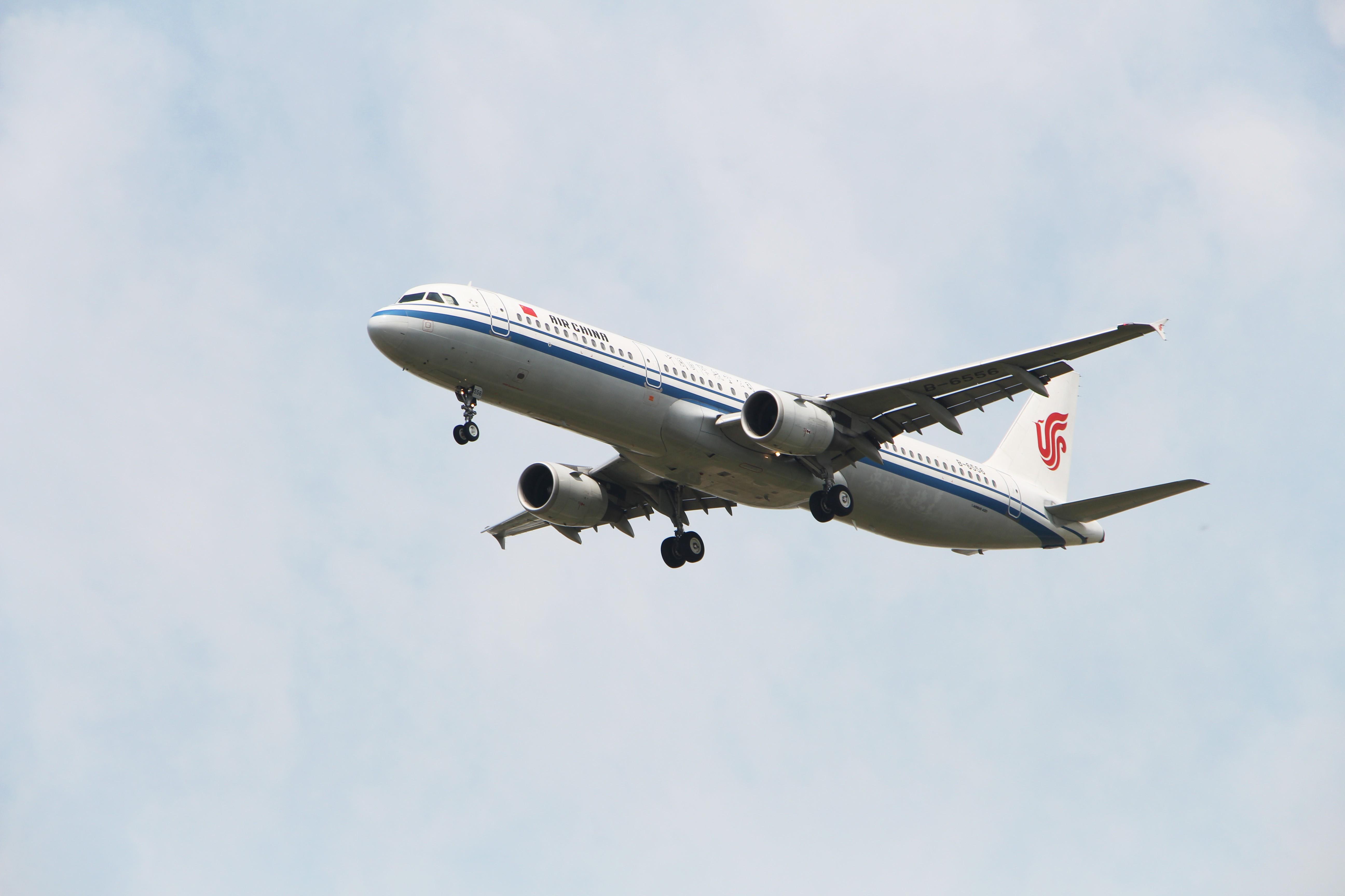 Re:[原创]浦东拍机大作战 AIRBUS A321-200 B-6556 中国上海浦东国际机场