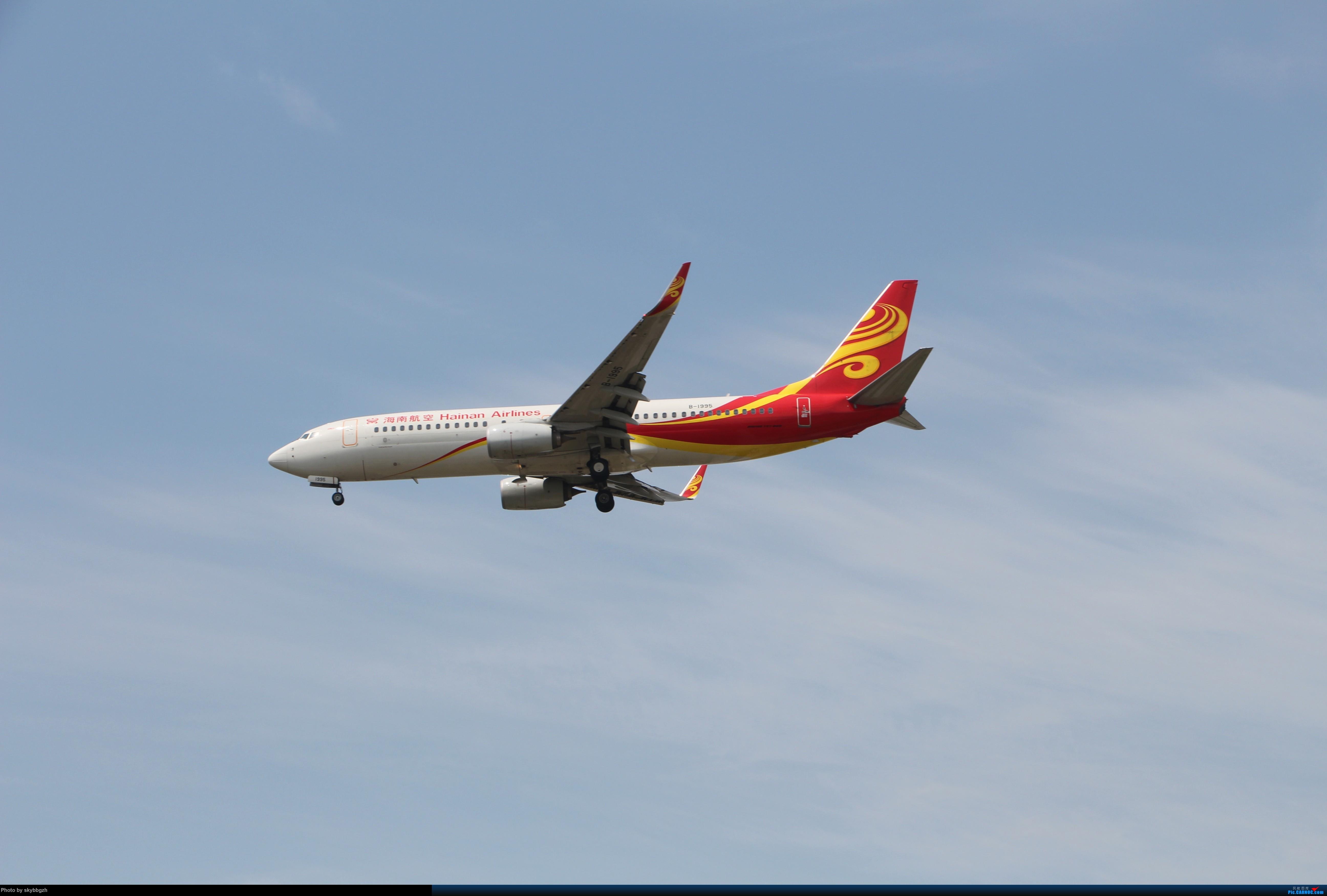 Re:[原创]浦东拍机大作战 BOEING 737-800 B-1995 中国上海浦东国际机场