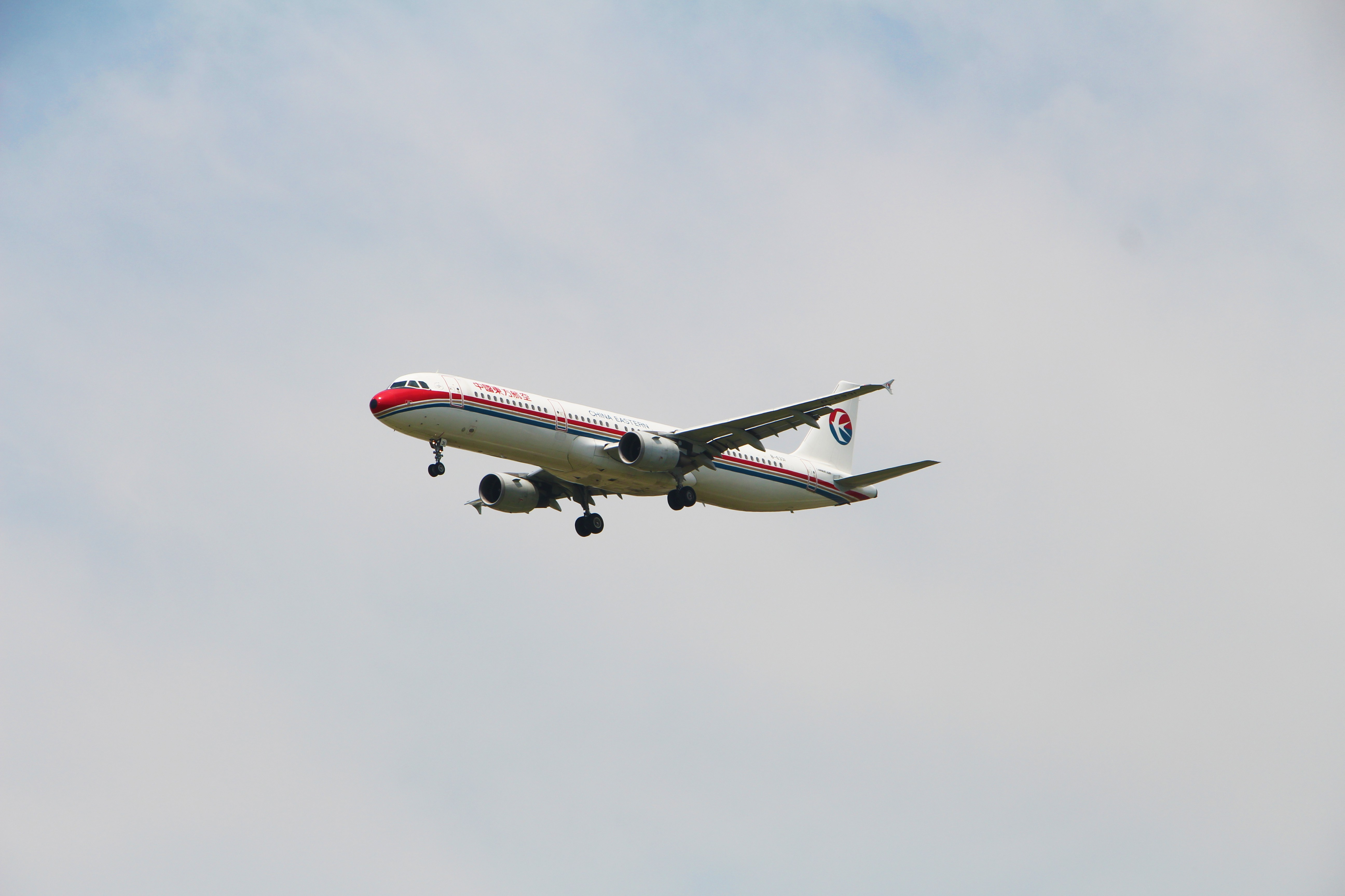 Re:[原创]浦东拍机大作战 AIRBUS A321-200 B-6331 中国上海浦东国际机场