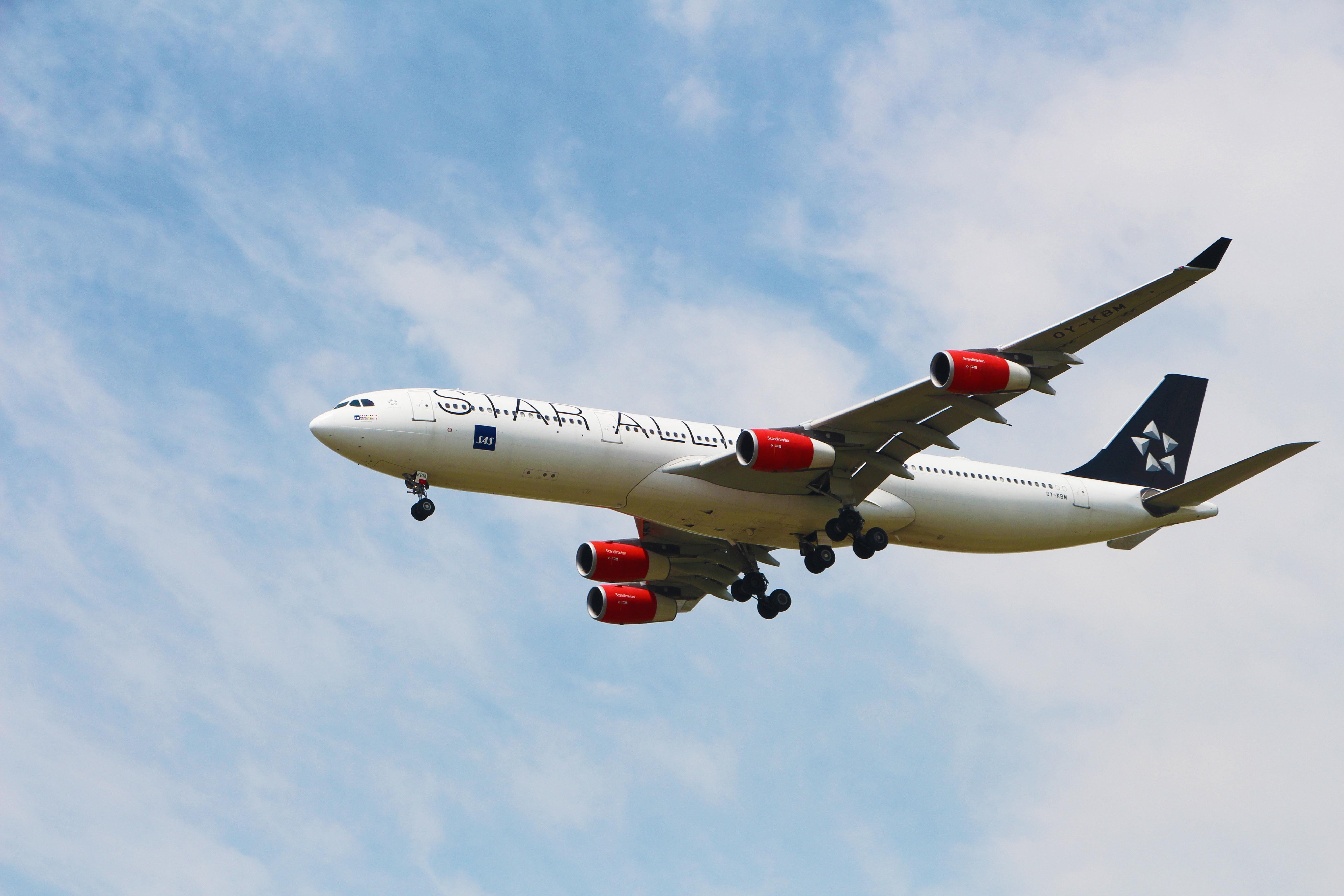 Re:浦东拍机大作战 AIRBUS A340-300 OY-KBM 中国上海浦东国际机场