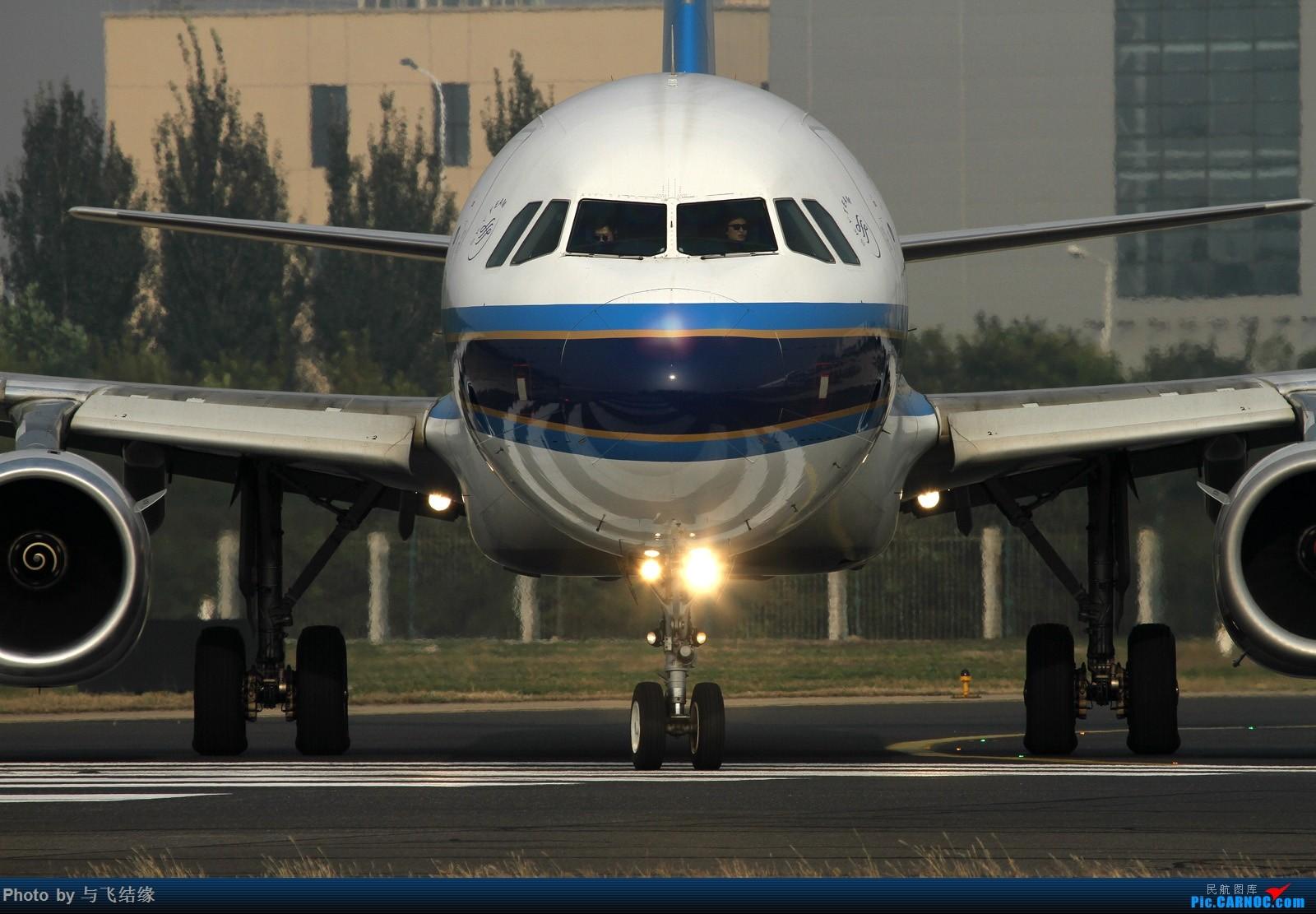 "Re:[原创]""影""!特写几图。 AIRBUS A321-200 B-6319 中国北京首都国际机场"