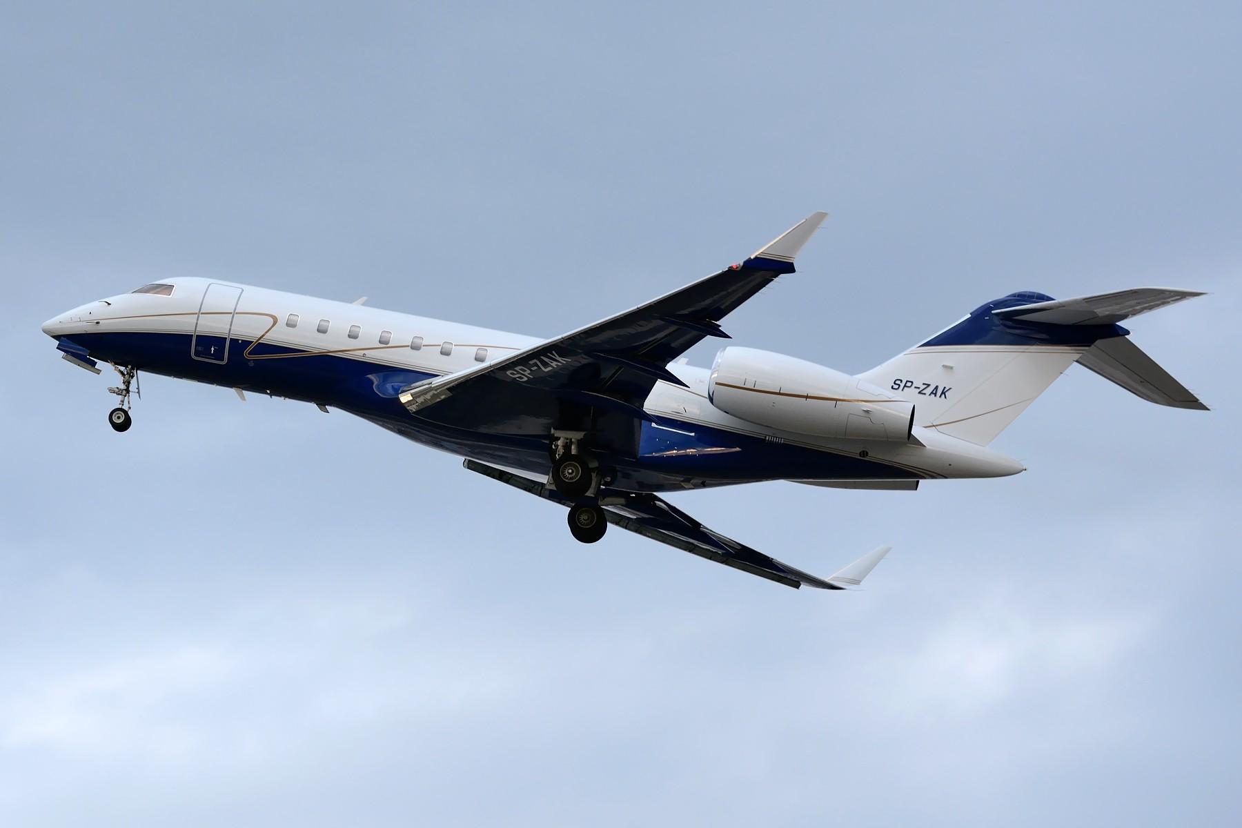 Re:[原创]【PEK】SP-ZAK Bombardier BD-700-1A11 Global 5000 BOMBARDIER BD-700-1A11 GLOBAL 5000 SP-ZAK 中国北京首都国际机场