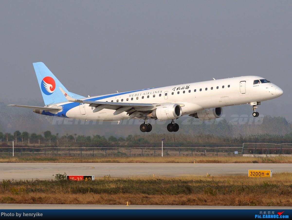 Re:[原创]【合肥飞友会】新桥机场的夏末与深秋 EMBRAER E-190 B-3140 中国合肥新桥国际机场