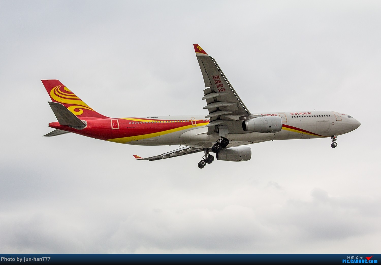 Re:[原创]准备进场降落 AIRBUS A330-300 B-8016