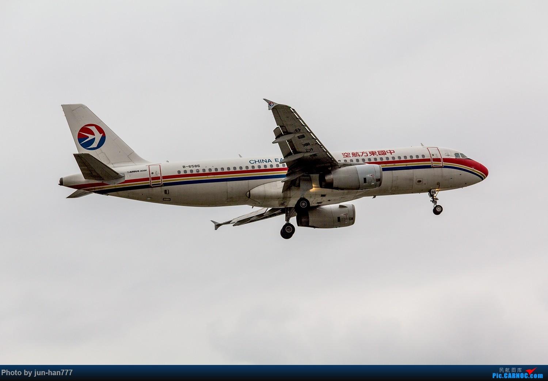 Re:[原创]准备进场降落 AIRBUS A320-200 B-6586