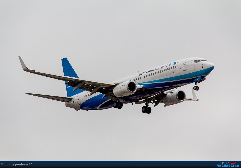 Re:[原创]准备进场降落 BOEING 737-800 B-7560