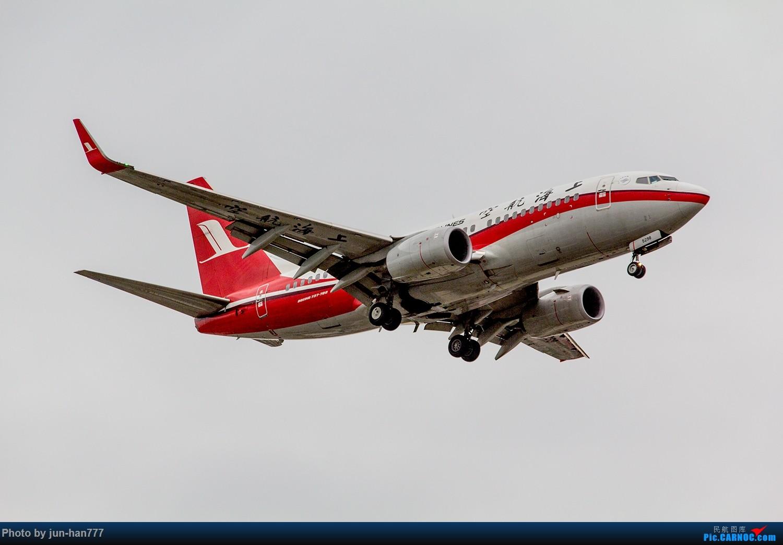 Re:[原创]准备进场降落 BOEING 737-700 B-5298