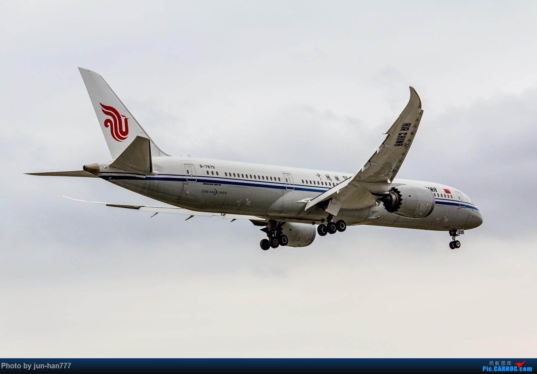 Re:[原创]准备进场降落 BOEING 787-9 B-7879