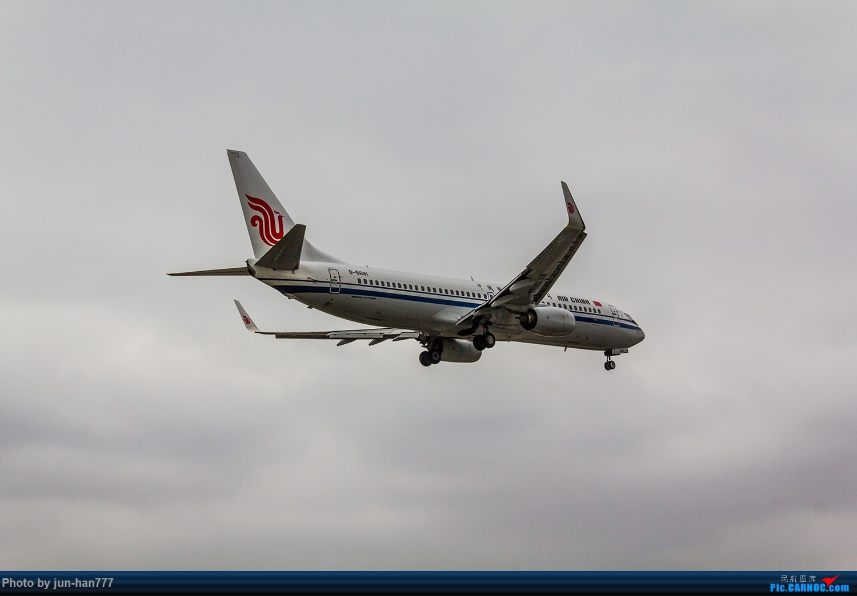 Re:[原创]准备进场降落 BOEING 737-800 B-5681