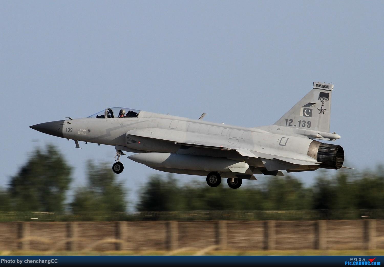 【chenchangCC】珠海航展第一天,巴铁枭龙到达! FC-1 12-139 中国珠海金湾机场
