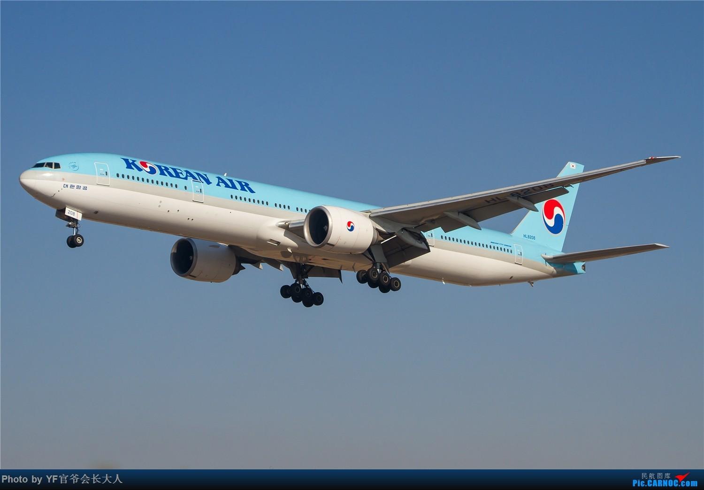 Re:[原创]【ZYTX】零下的温度挡不住热情 BOEING 777-300ER HL8208 中国沈阳桃仙国际机场
