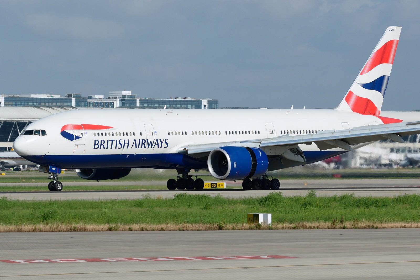 Re:[原创]【PVG】夏日东跑一组~~ BOEING 777-200 G-YMMU 中国上海浦东国际机场