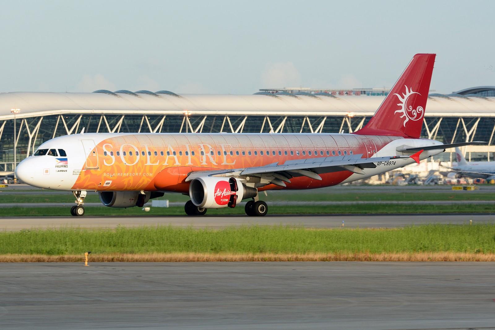 Re:[原创]【PVG】夏日东跑一组~~ AIRBUS A320-200 RP-C8974 中国上海浦东国际机场