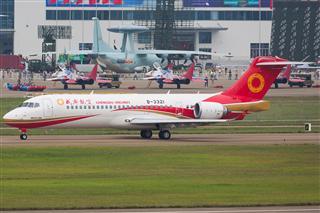 Re:【夜景】【ZUH】【珠海航展】成都航空 COMAC ARJ21-700