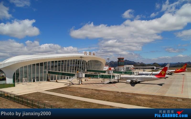 Re:六盘水月照机场    中国六盘水月照机场