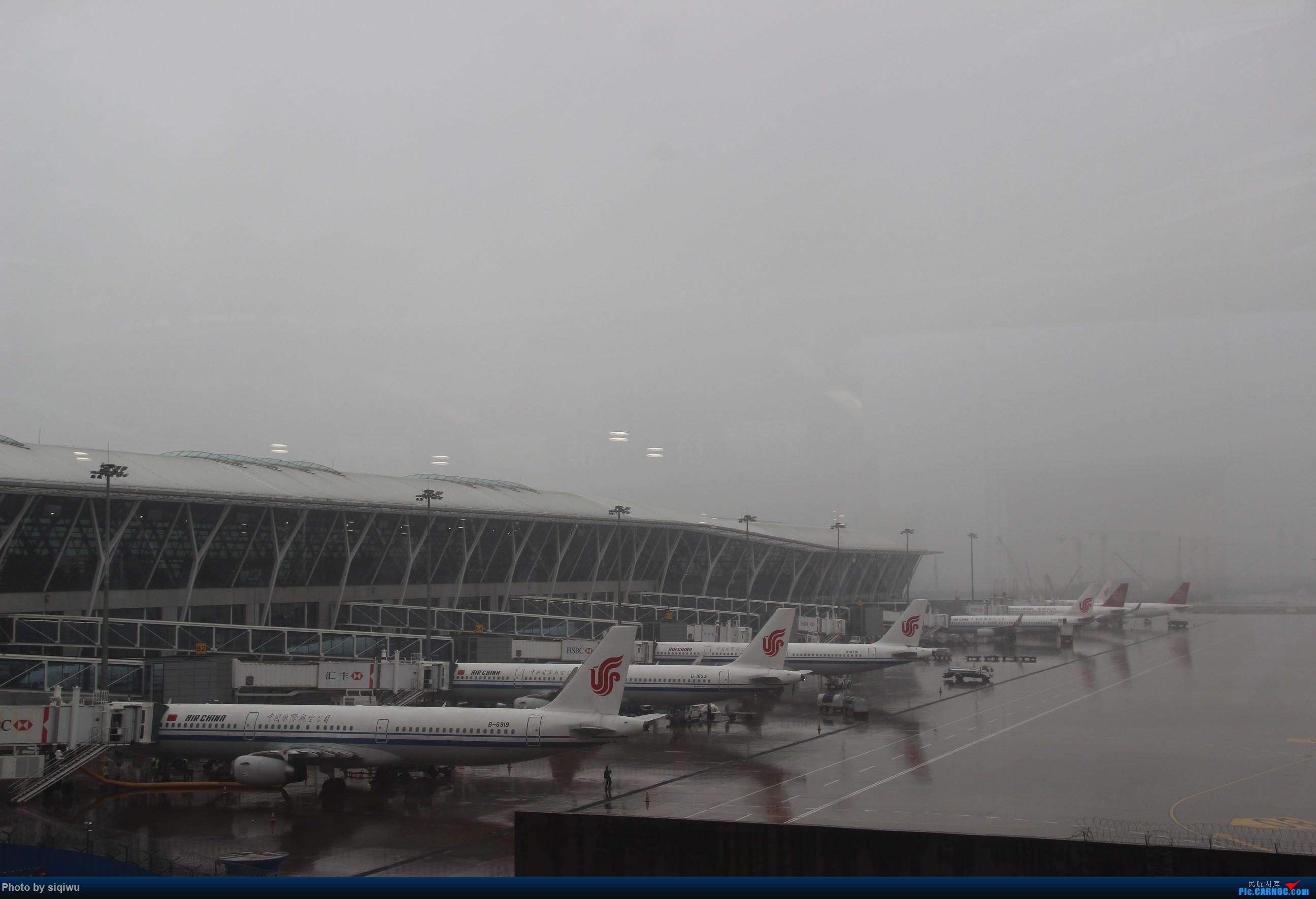 [原创]【飞行游记】20161028 PVG-HKG-KUL-HKG-PVG/马来西亚四日游/国泰和港龙航空/四起四降/全程A330-300执飞 AIRBUS A330-200   中国上海浦东国际机场