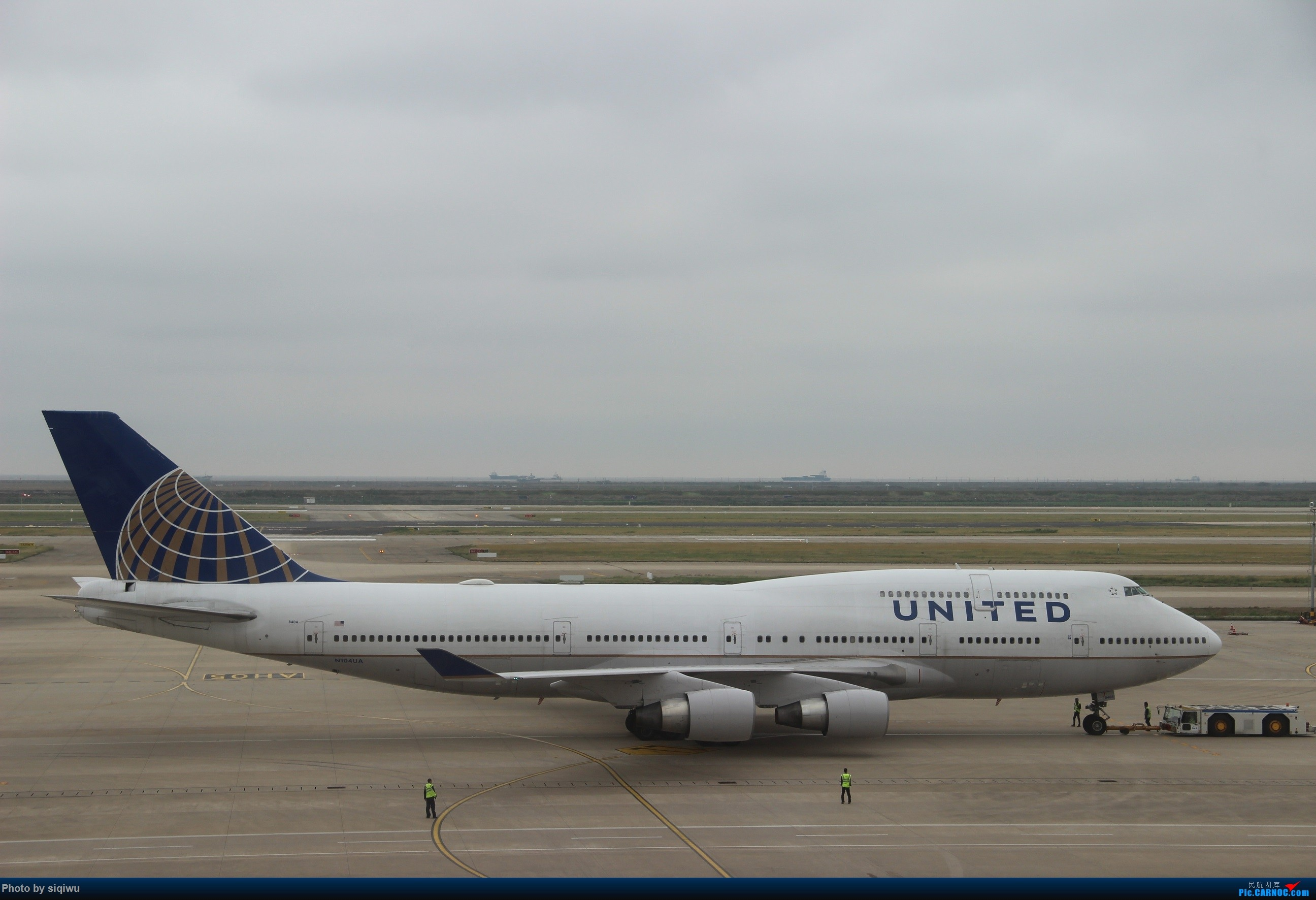 Re:[原创]PVG-HKG-KUL-HKG-PVG 四天往返,CX/KA BOEING 747-400  中国上海浦东国际机场
