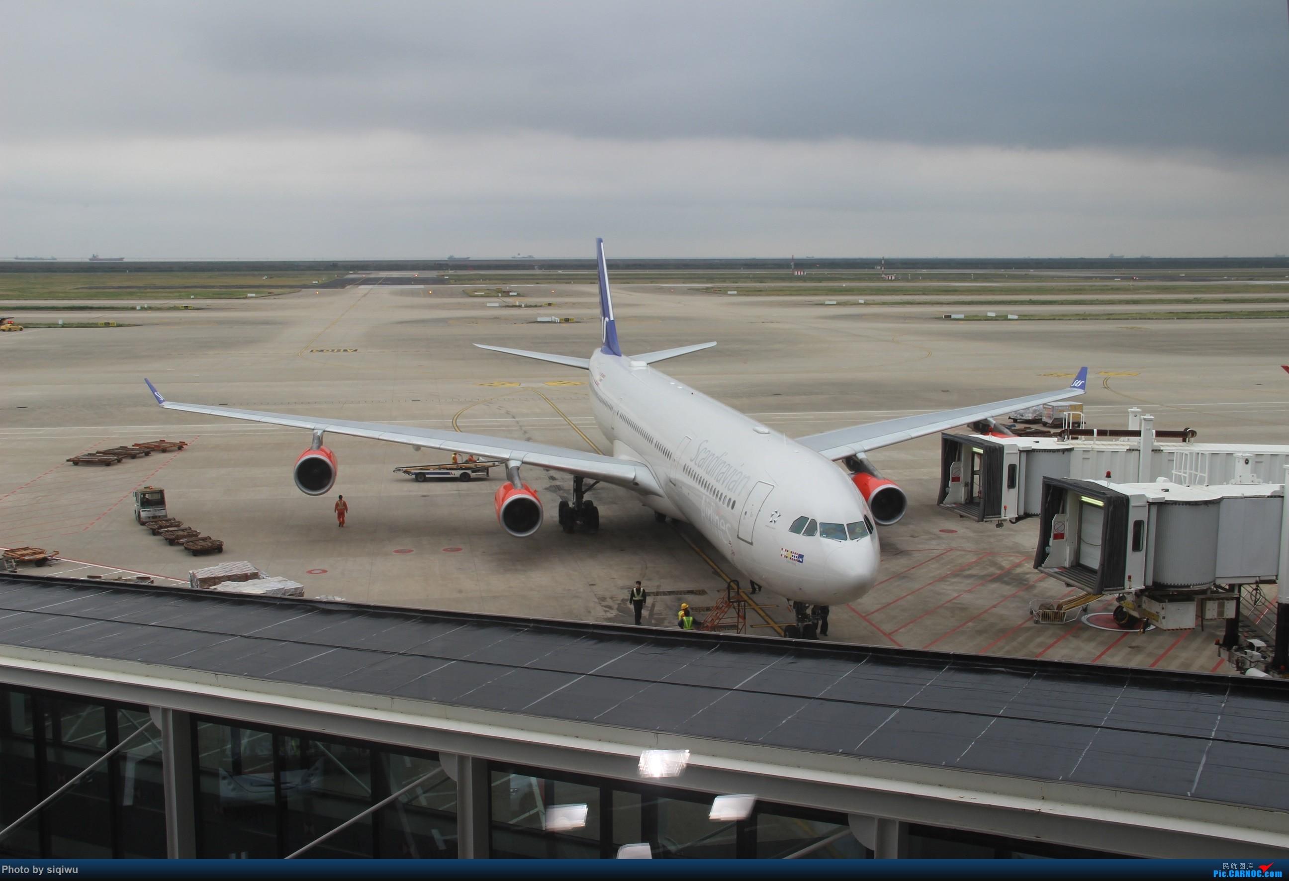 Re:[原创]PVG-HKG-KUL-HKG-PVG 四天往返,CX/KA AIRBUS A340-300  中国上海浦东国际机场