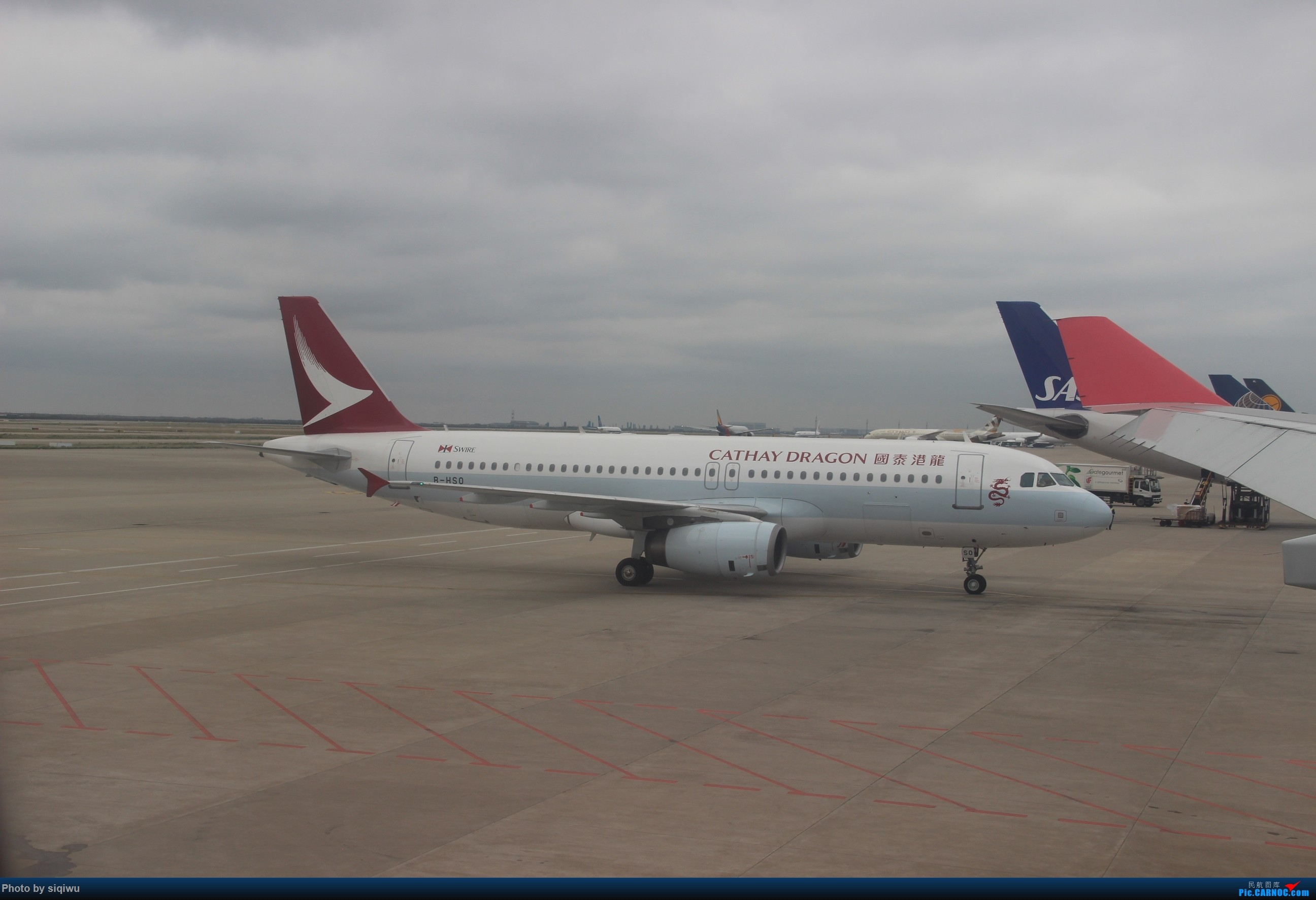 Re:[原创]PVG-HKG-KUL-HKG-PVG 四天往返,CX/KA AIRBUS A320  中国上海浦东国际机场