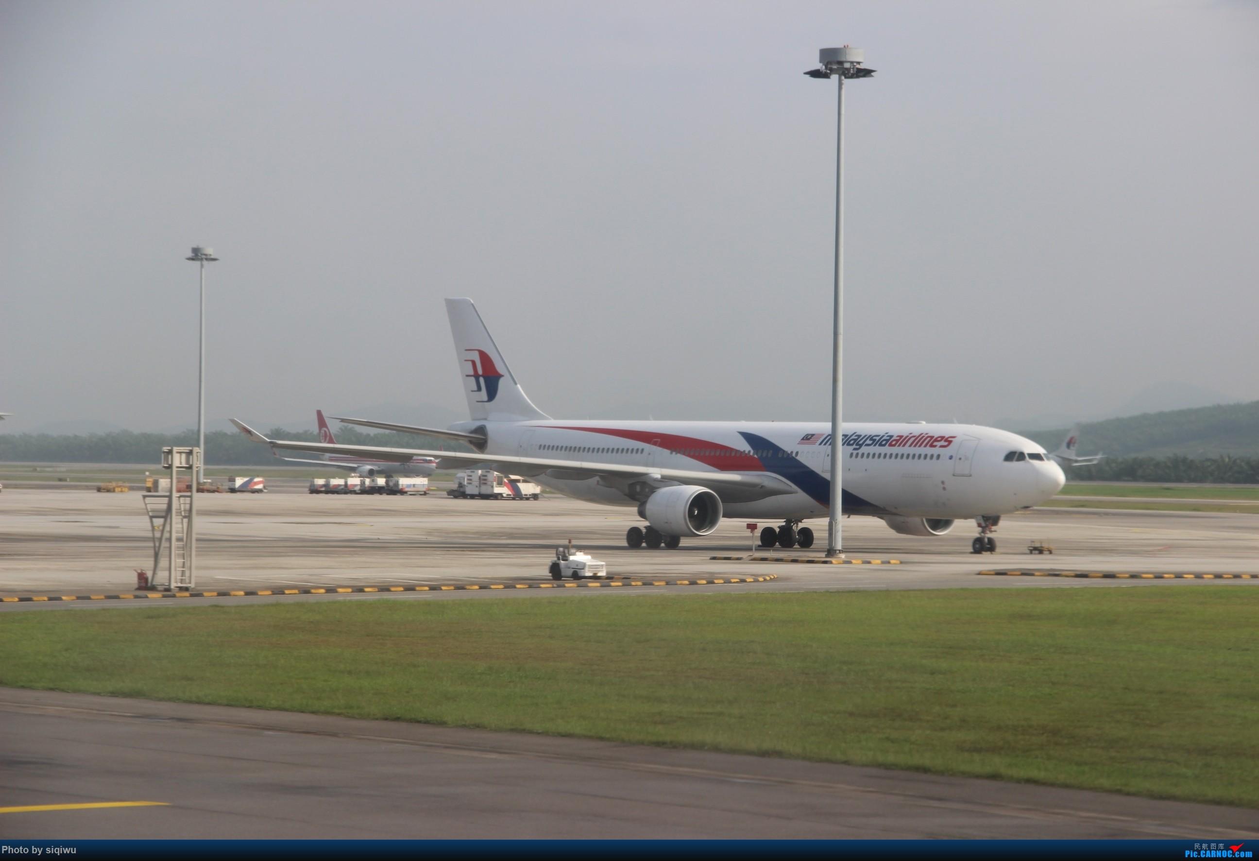 Re:[原创]PVG-HKG-KUL-HKG-PVG 四天往返,CX/KA AIRBUS A330-300  马来西亚吉隆坡国际机场
