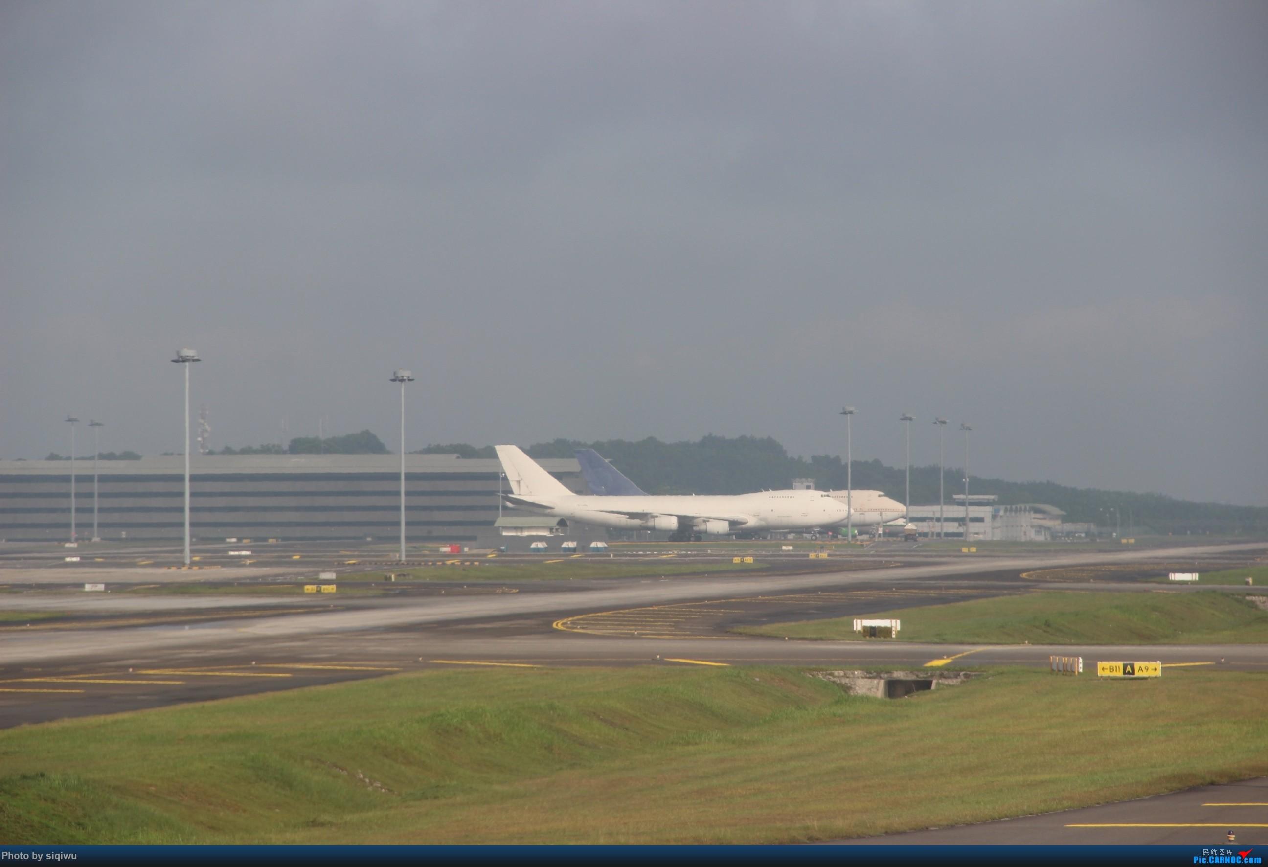 Re:[原创]PVG-HKG-KUL-HKG-PVG 四天往返,CX/KA BOEING 747-400  马来西亚吉隆坡国际机场