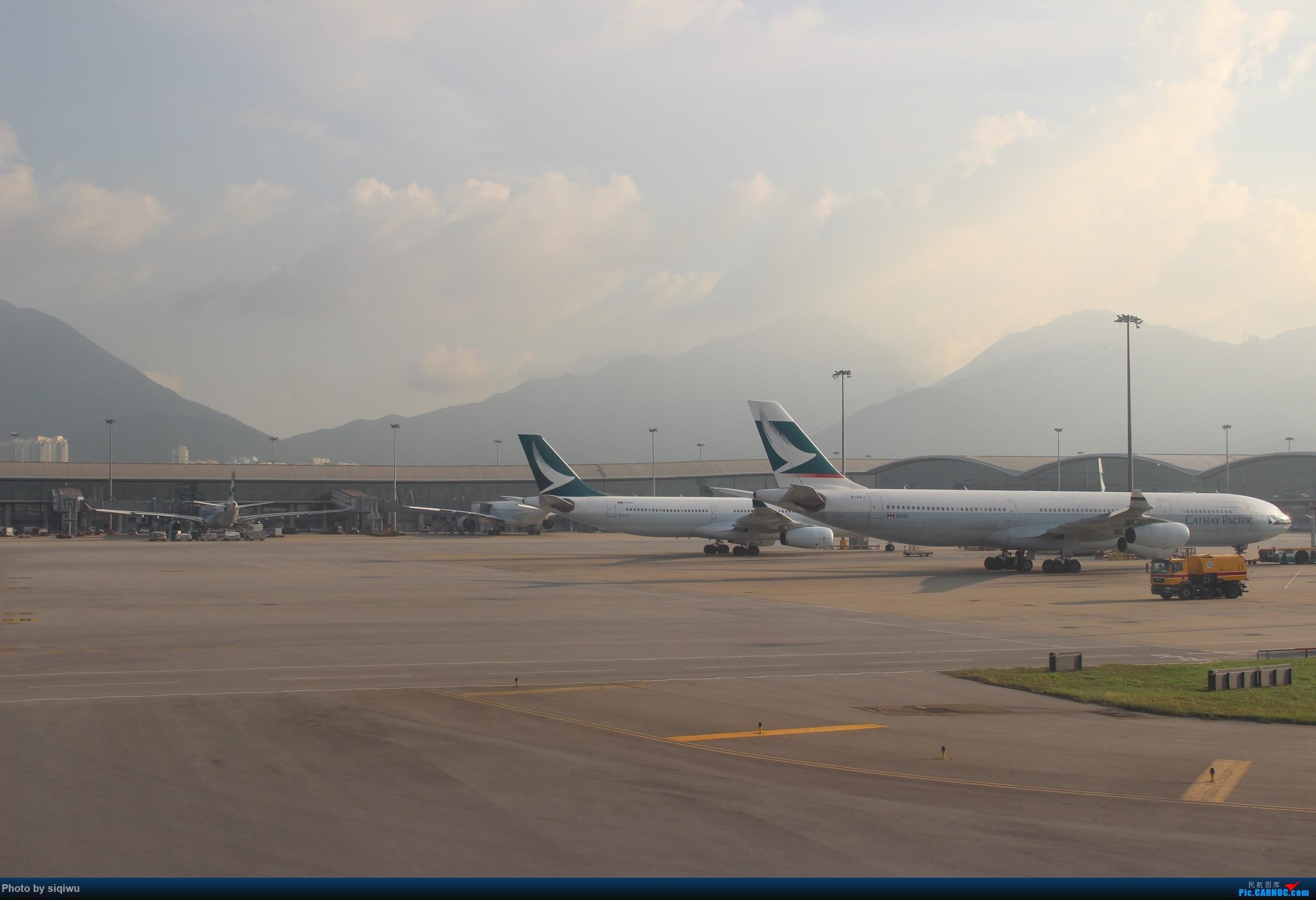 Re:[原创]PVG-HKG-KUL-HKG-PVG 四天往返,CX/KA    中国香港国际机场