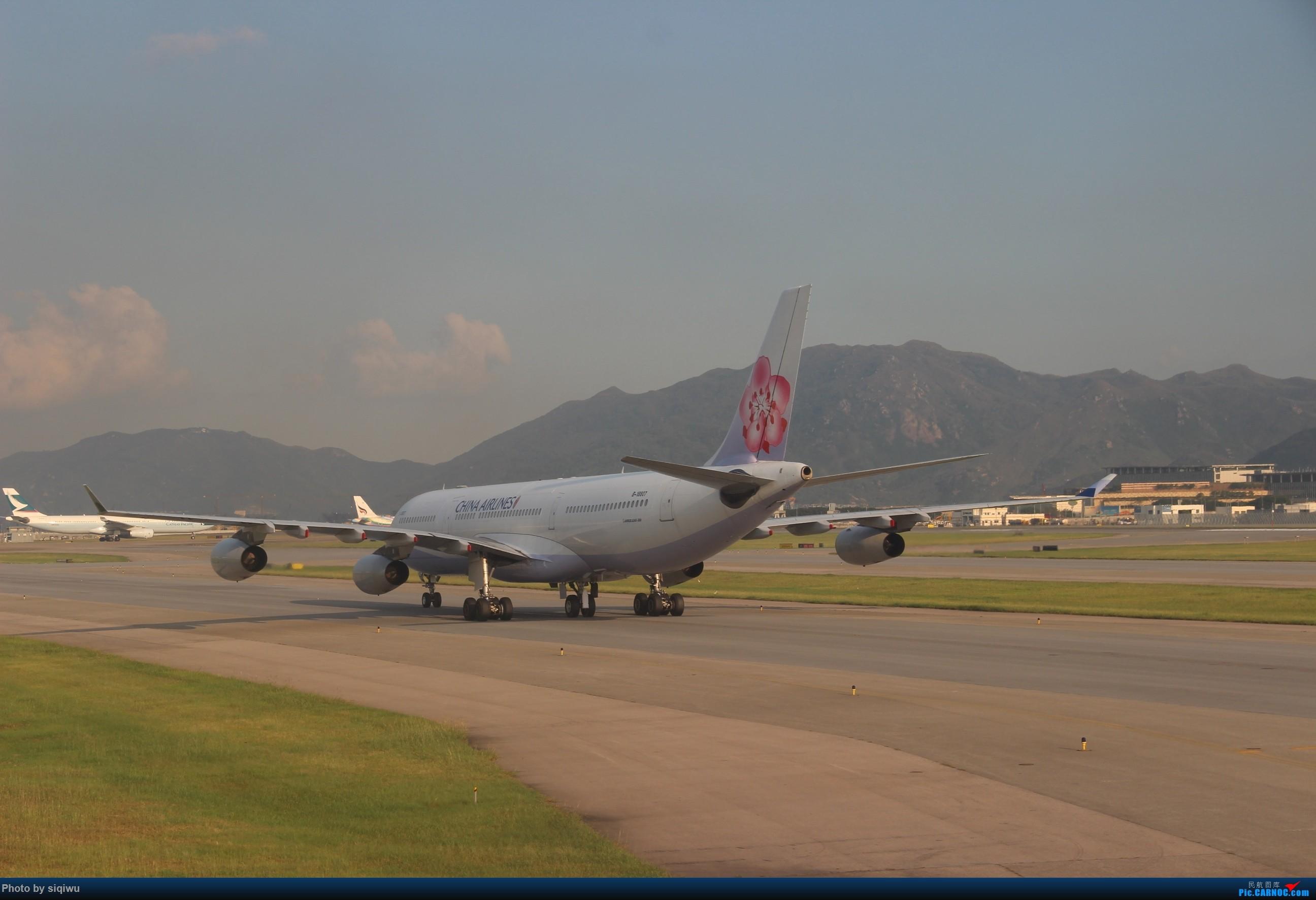 Re:[原创]PVG-HKG-KUL-HKG-PVG 四天往返,CX/KA AIRBUS A340-300  中国香港国际机场