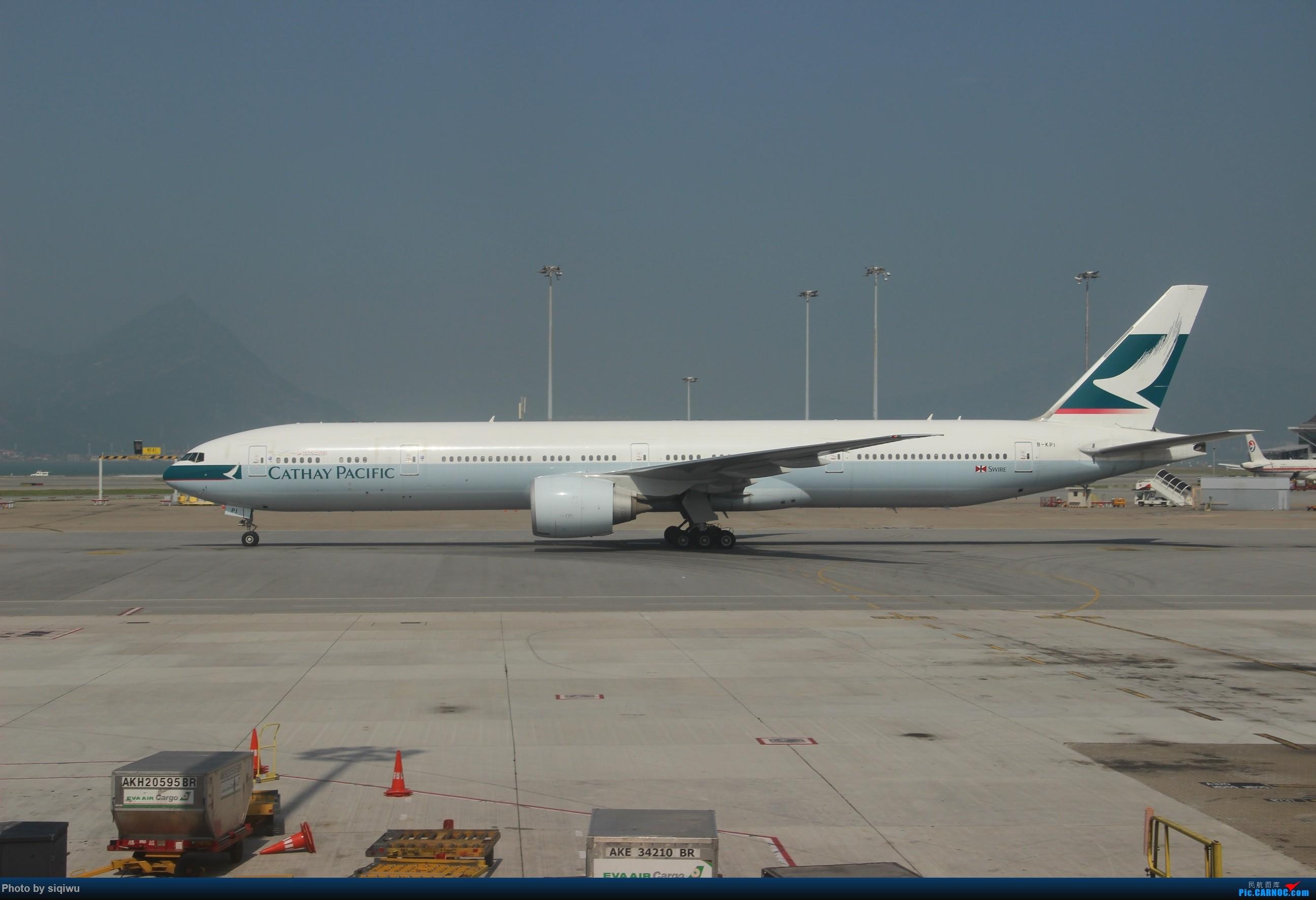 Re:[原创]PVG-HKG-KUL-HKG-PVG 四天往返,CX/KA BOEING 777-300ER  中国香港国际机场