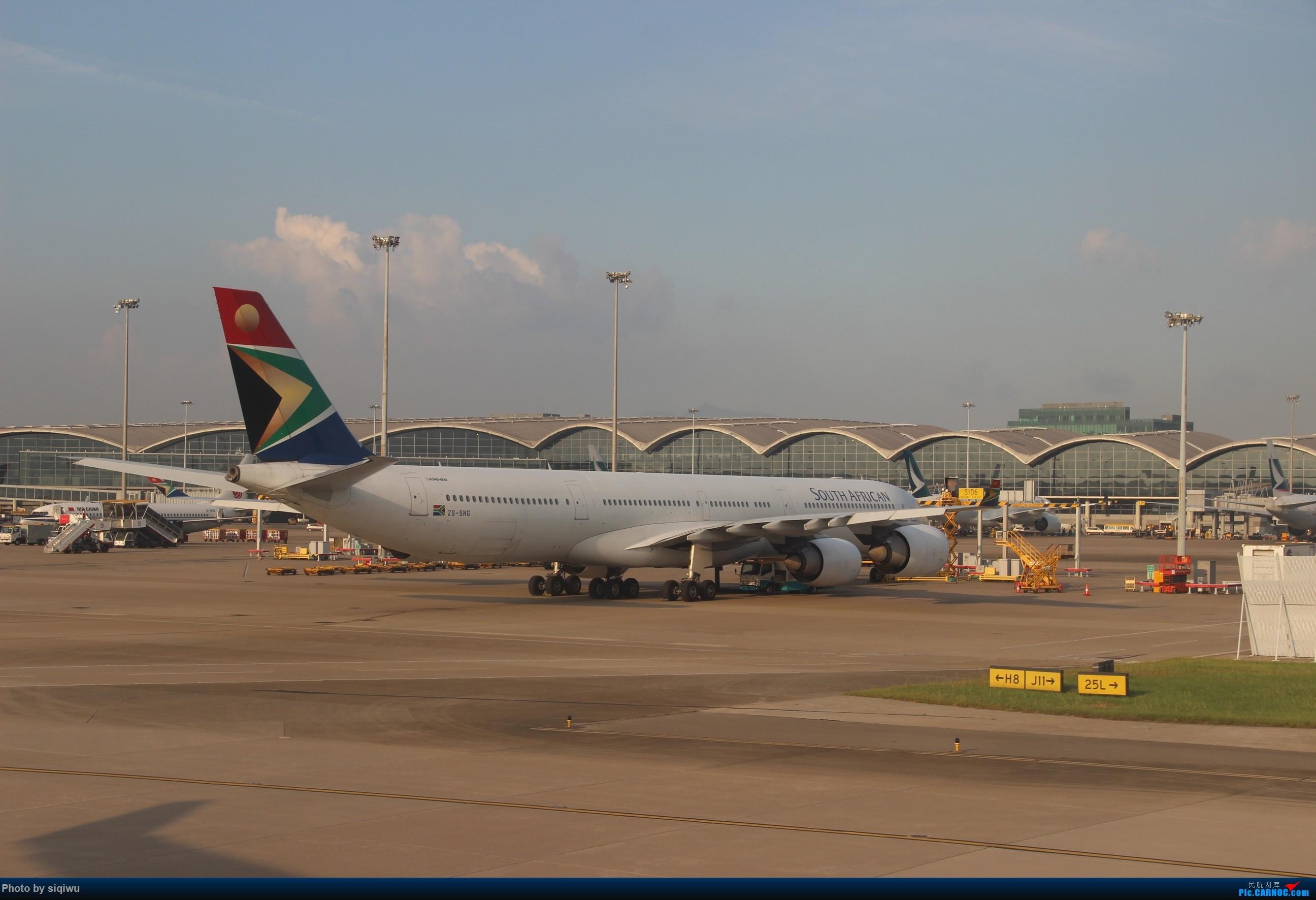 Re:[原创]PVG-HKG-KUL-HKG-PVG 四天往返,CX/KA AIRBUS A340-600  中国香港国际机场