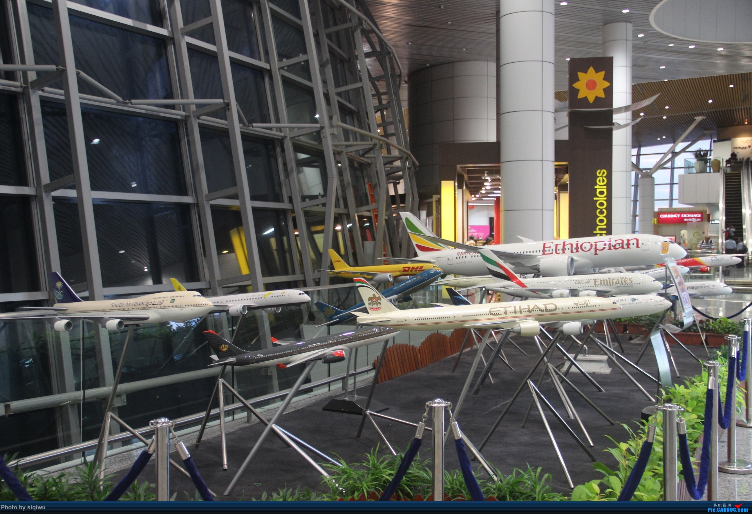 Re:[原创]PVG-HKG-KUL-HKG-PVG 四天往返,CX/KA    马来西亚吉隆坡国际机场