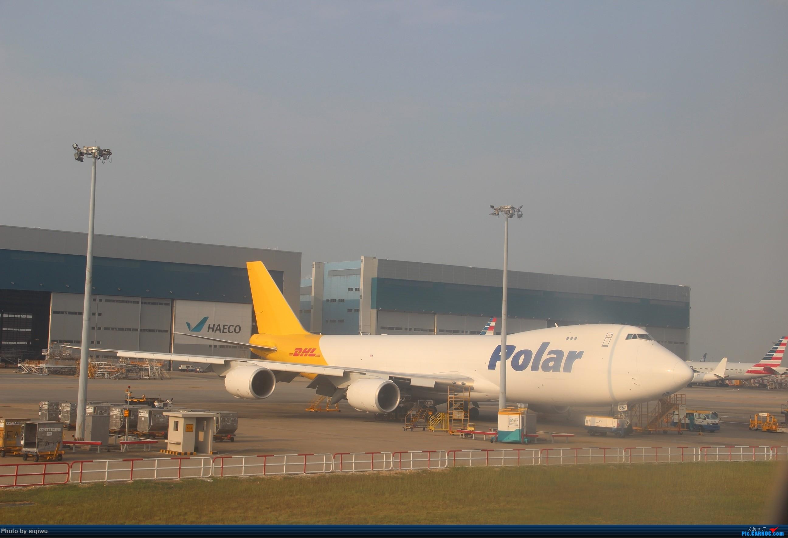 Re:[原创]PVG-HKG-KUL-HKG-PVG 四天往返,CX/KA BOEING 747-8I  中国香港国际机场