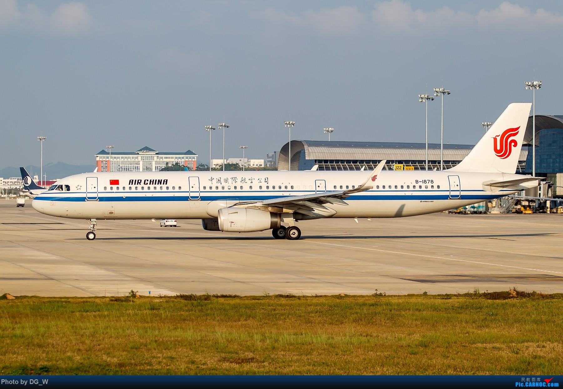Re:[原创]【南宁飞友】天冷只能呆在家处理片子 AIRBUS A321-200 B-1878 中国南宁吴圩国际机场