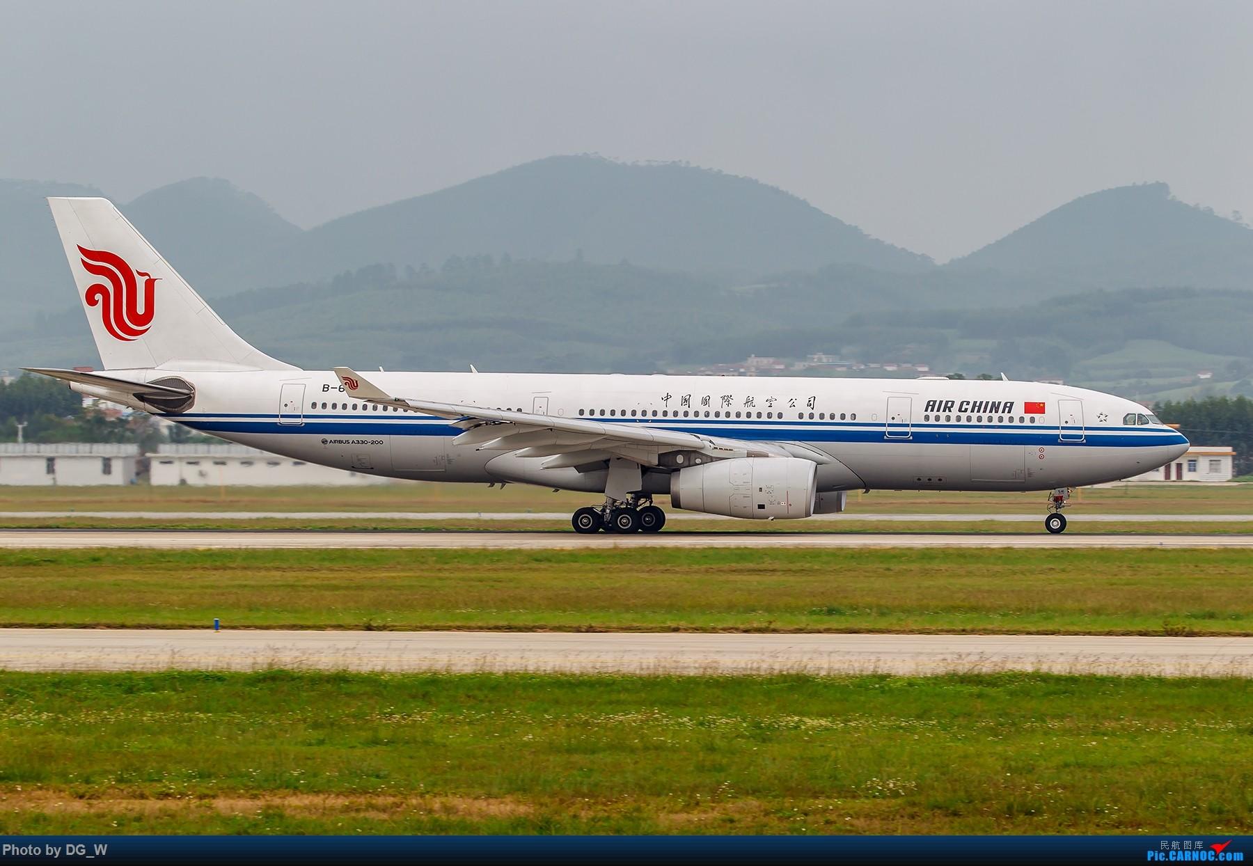 Re:[原创]【南宁飞友】天冷只能呆在家处理片子 AIRBUS A330-200 B-6541 中国南宁吴圩国际机场