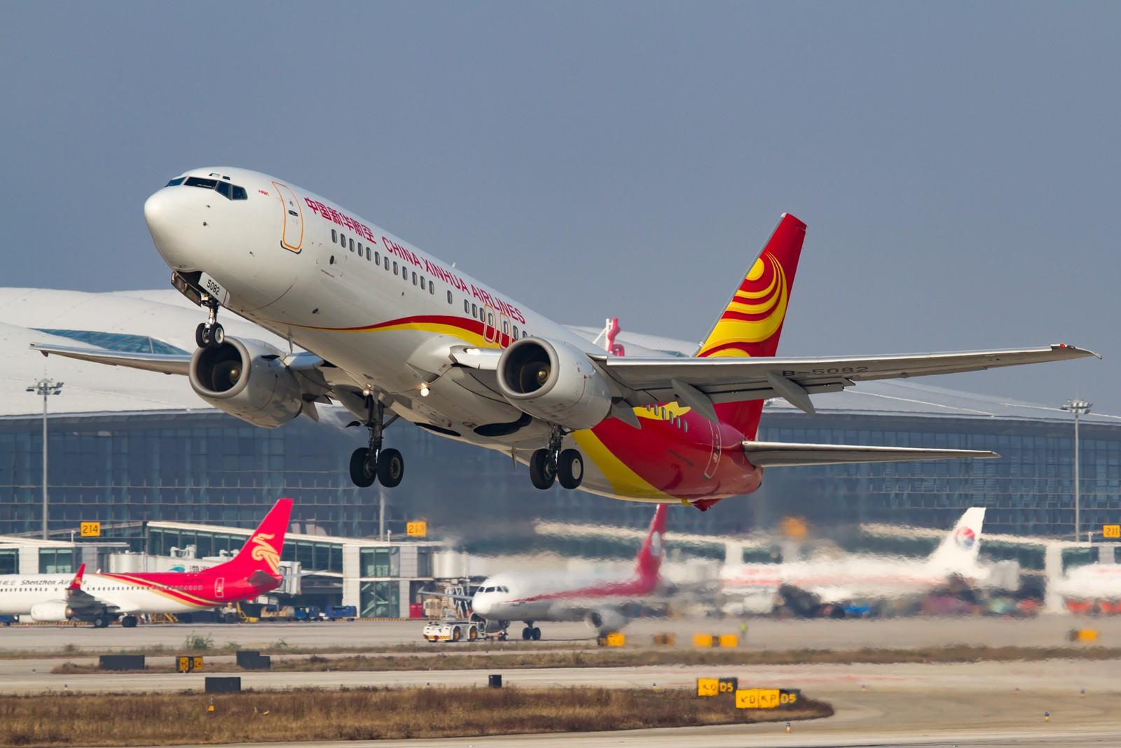 Re:【NKG】**********南京单跑道运行接近尾声,07/25起降一组********** BOEING 737-800 B-5082 中国南京禄口国际机场