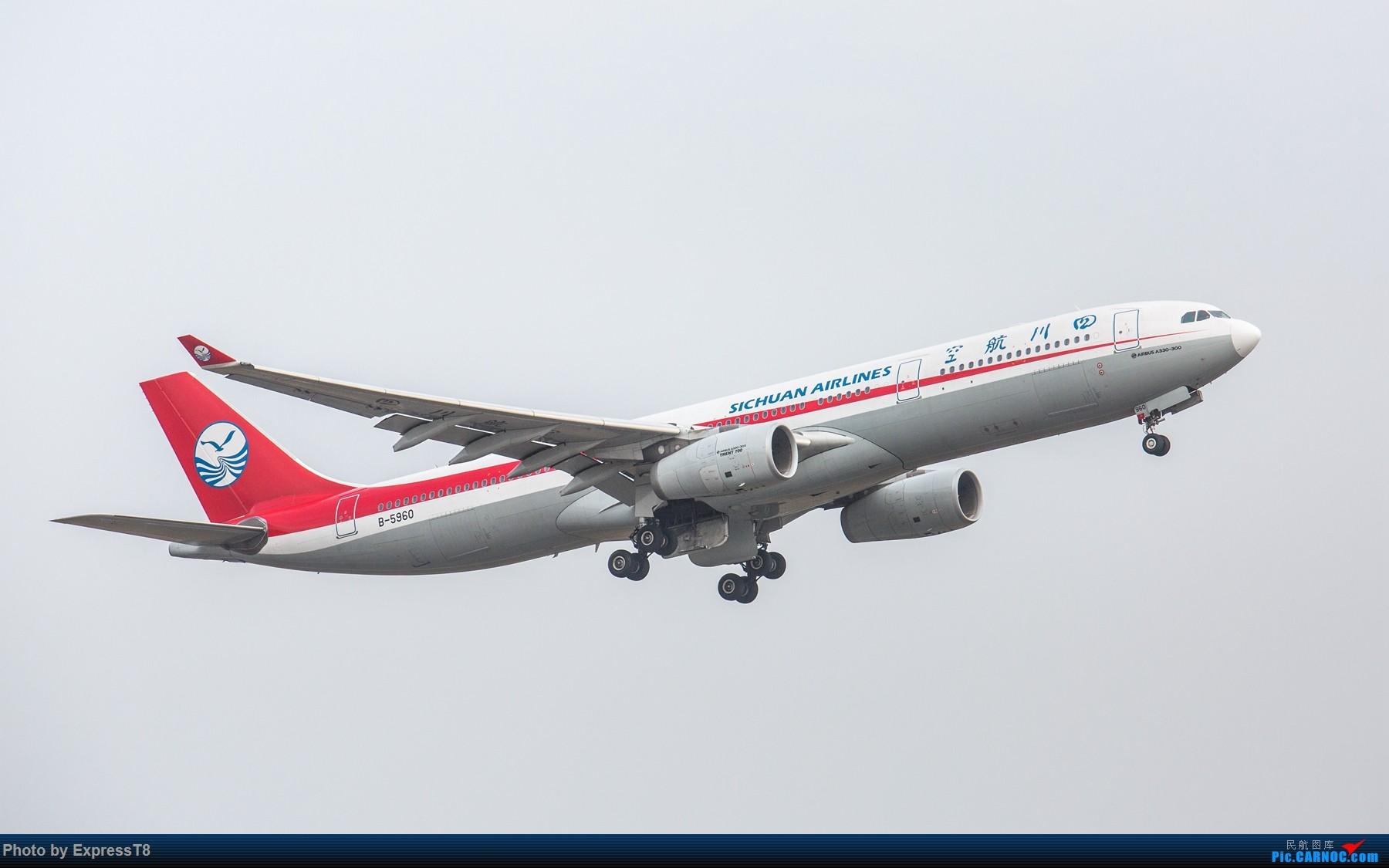 Re:[原创]11.26 CTU 向南运行 AIRBUS A330-300 B-5960 中国成都双流国际机场