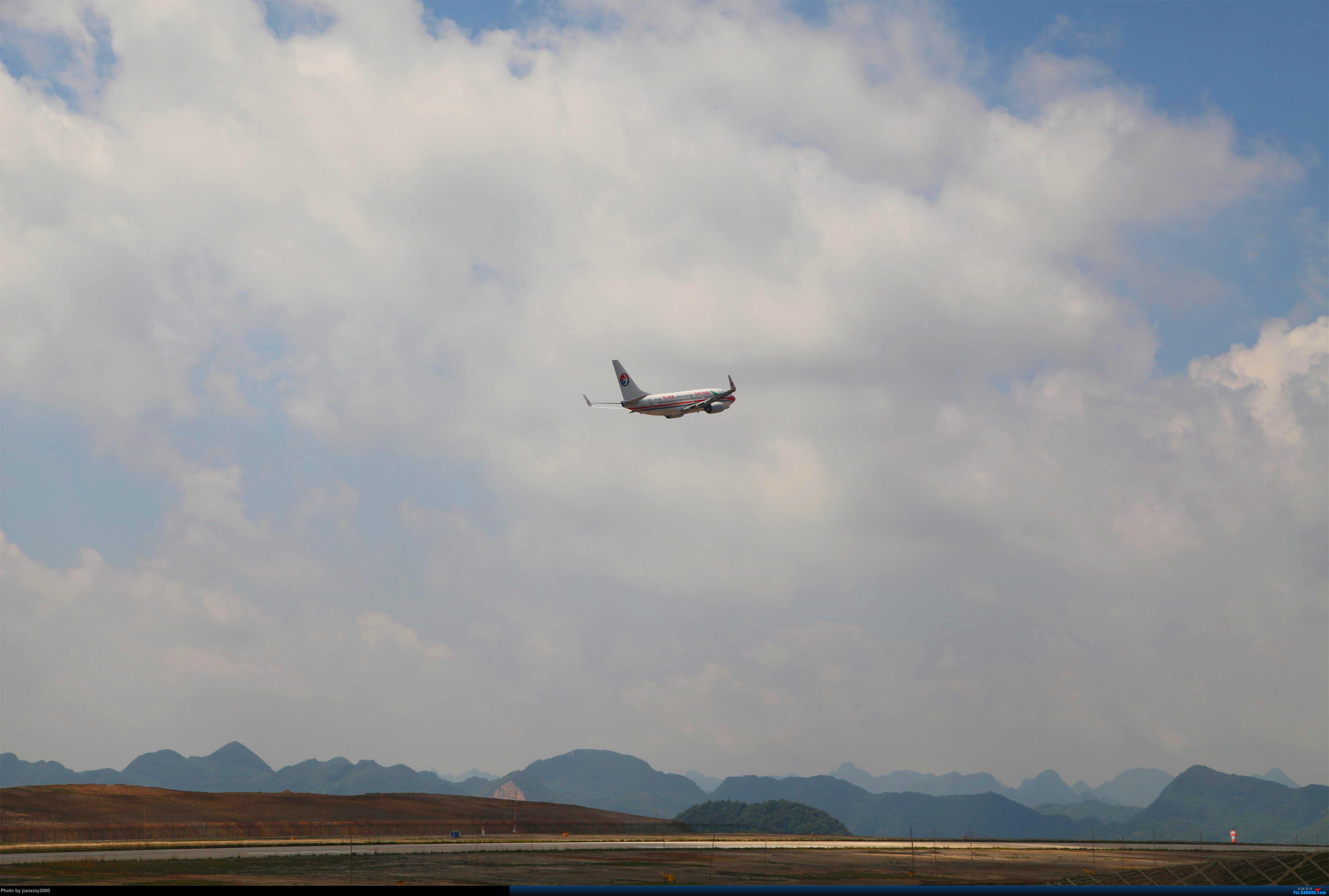 Re:[原创]东航MU5816冲上云霄 BOEING 737-700  月照机场航管楼