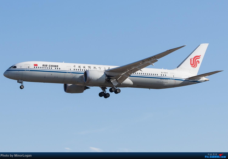 Re:[原创]好久没来了,冒个泡可好 BOEING 787-9 B-7877 中国北京首都国际机场