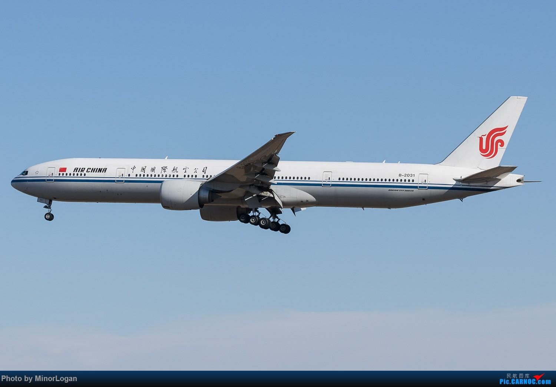 Re:[原创]好久没来了,冒个泡可好 BOEING 777-300ER B-2031 中国北京首都国际机场